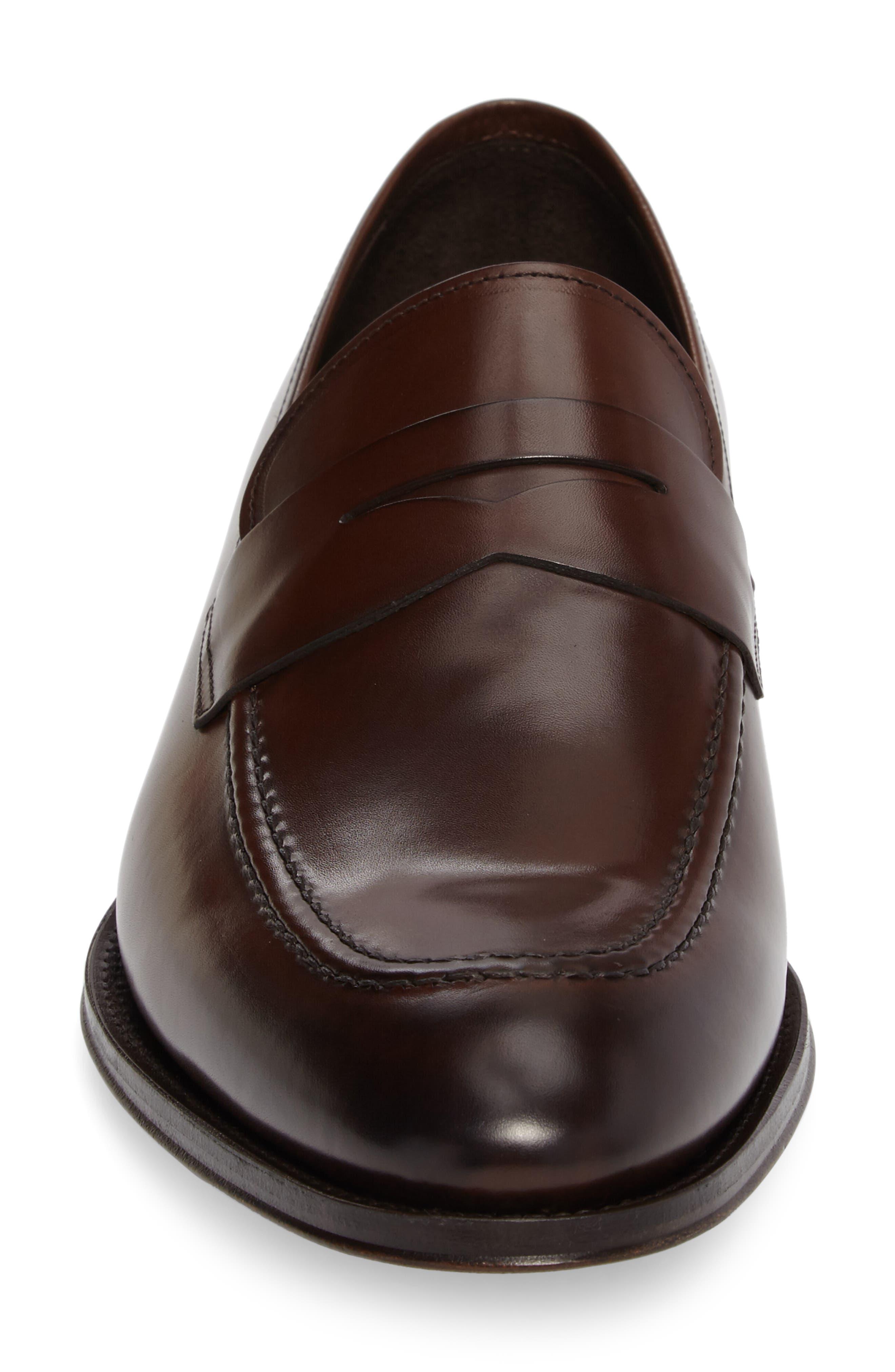 Alternate Image 4  - To Boot New York Alexander Penny Loafer (Men)