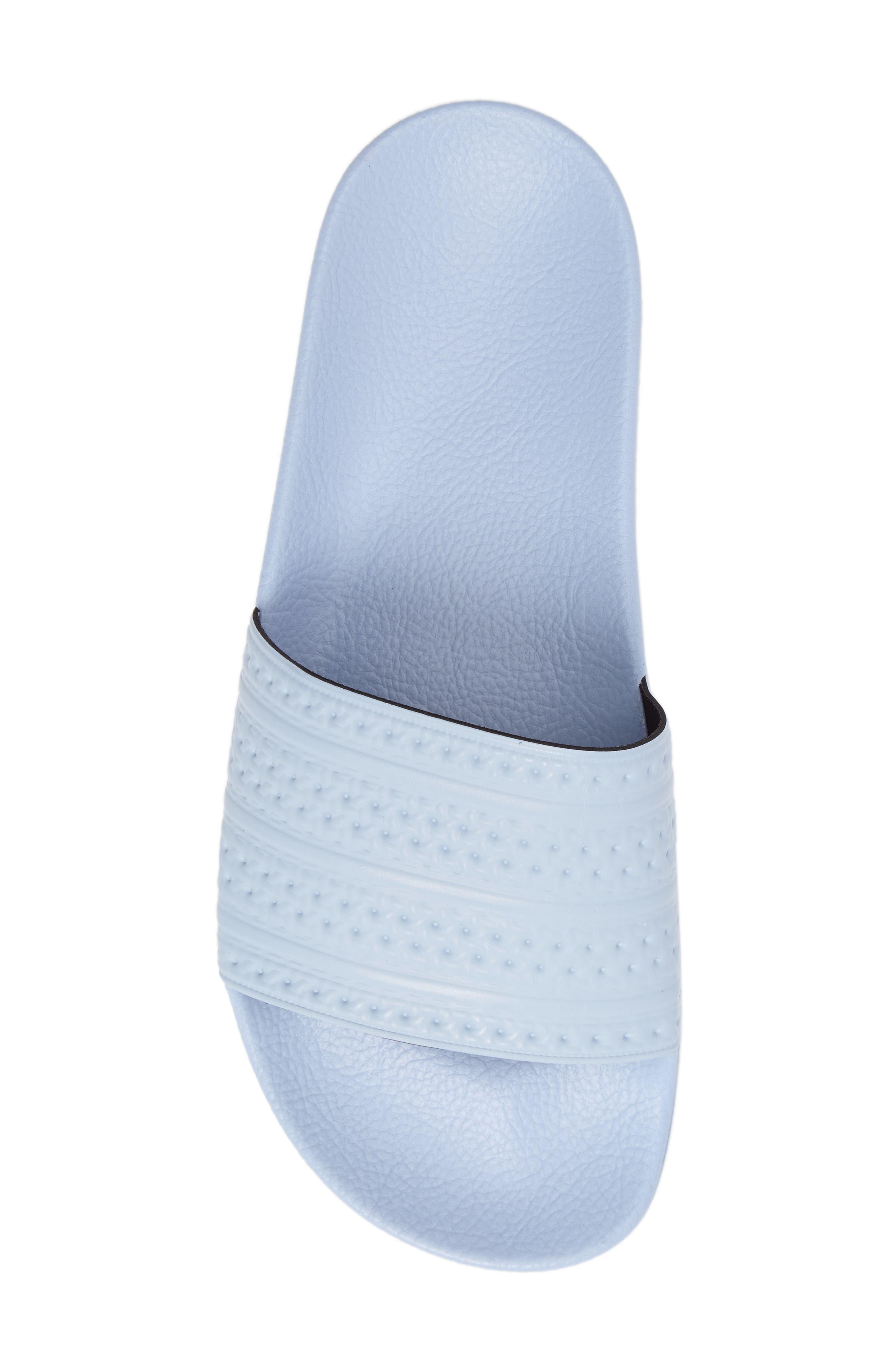 Alternate Image 5  - adidas Adilette Slide Sandal (Men)
