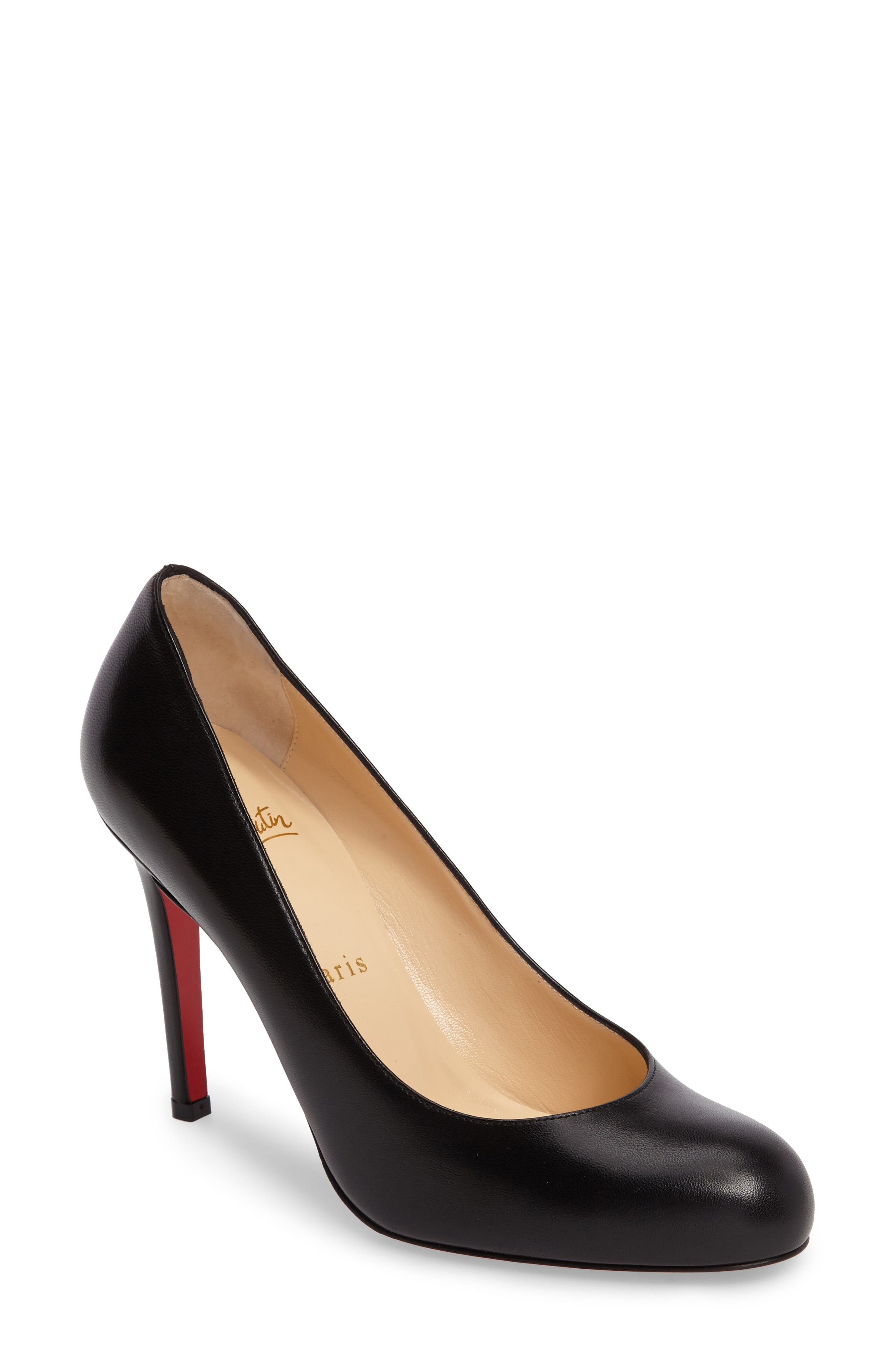 Alternate Image 1 Selected - Christian Louboutin Simple Pump (Women)