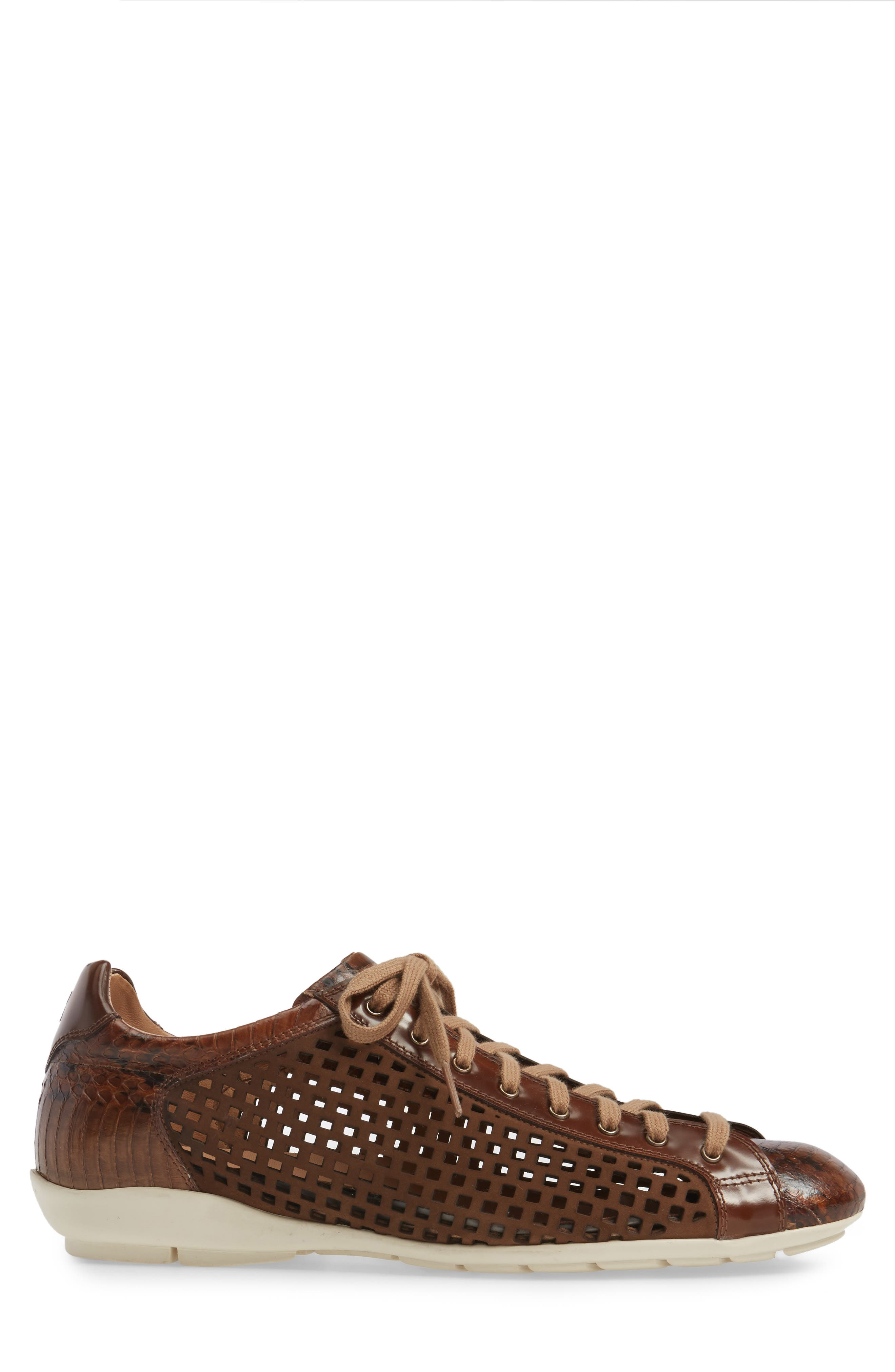 Alternate Image 3  - Mezlan Scharf Sneaker (Men)