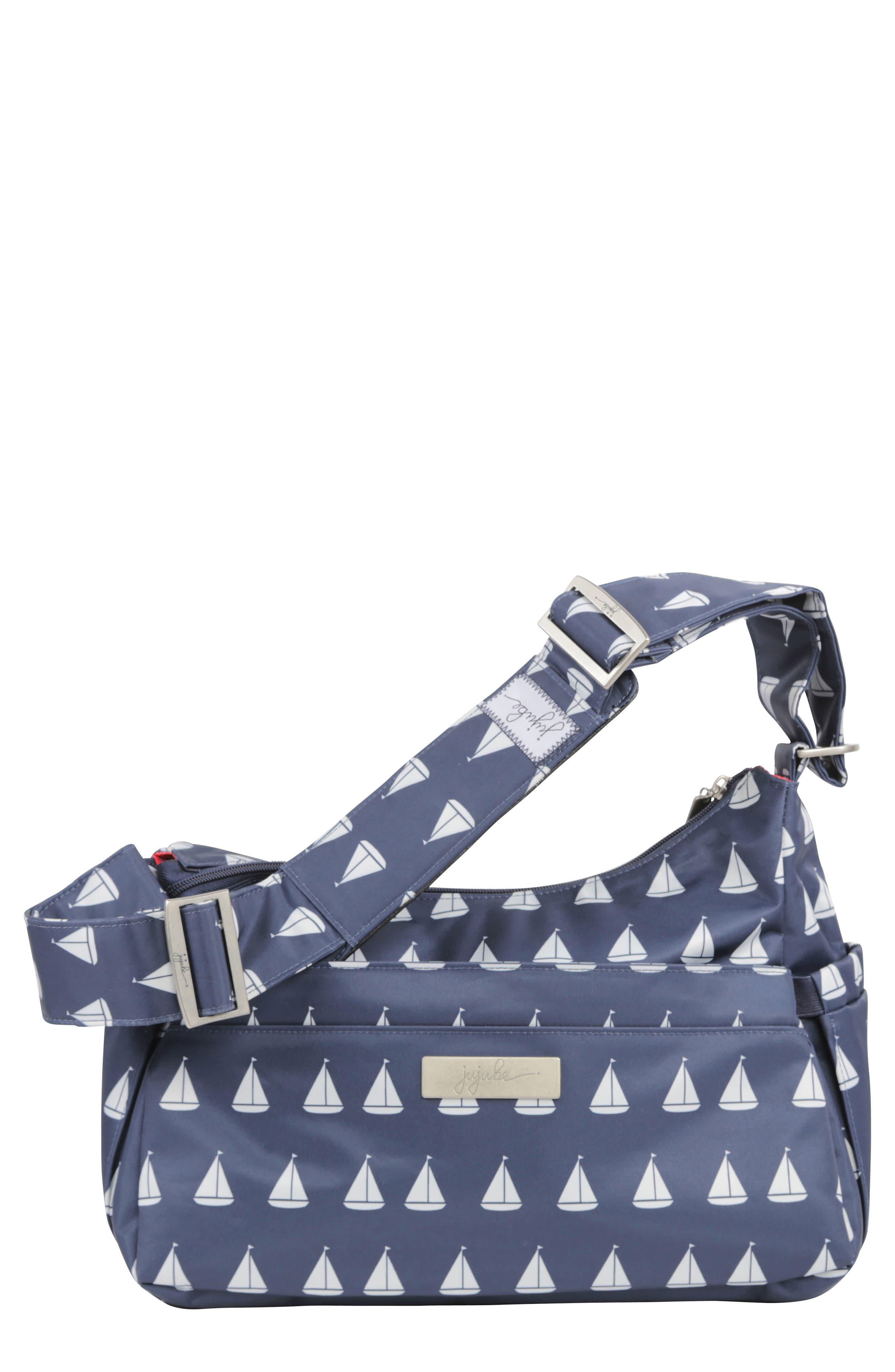 Alternate Image 1 Selected - Ju-Ju-Be HoboBe - Coastal Collection Diaper Bag