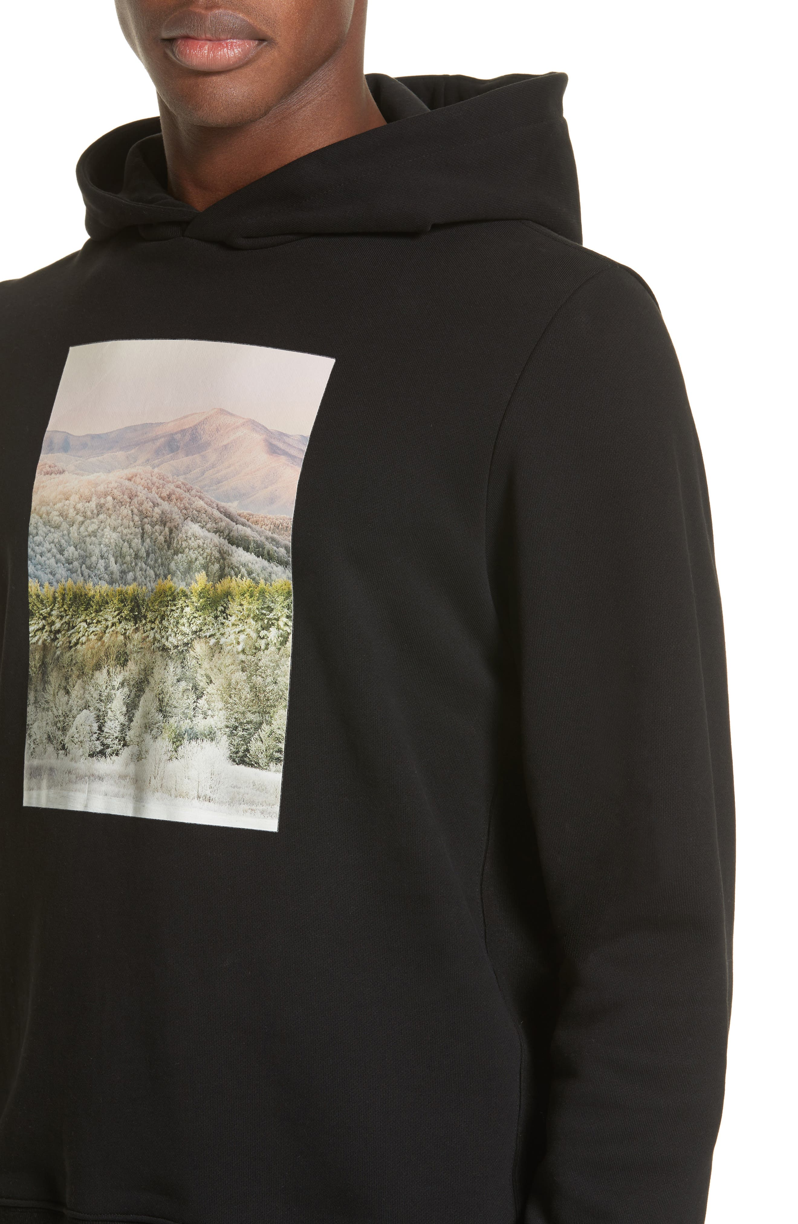 Alternate Image 4  - OVADIA & SONS Appalachian Winter Graphic Hoodie