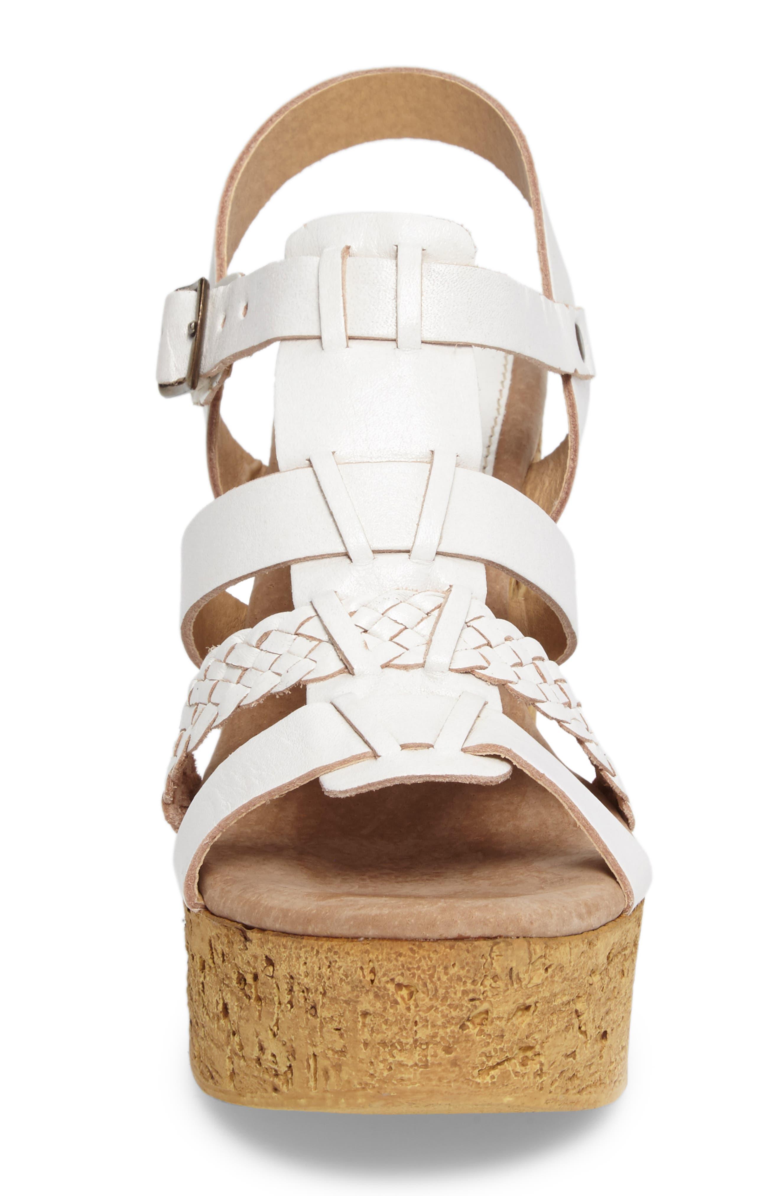 Alternate Image 4  - Sbicca Pluto Wedge Sandal (Women)