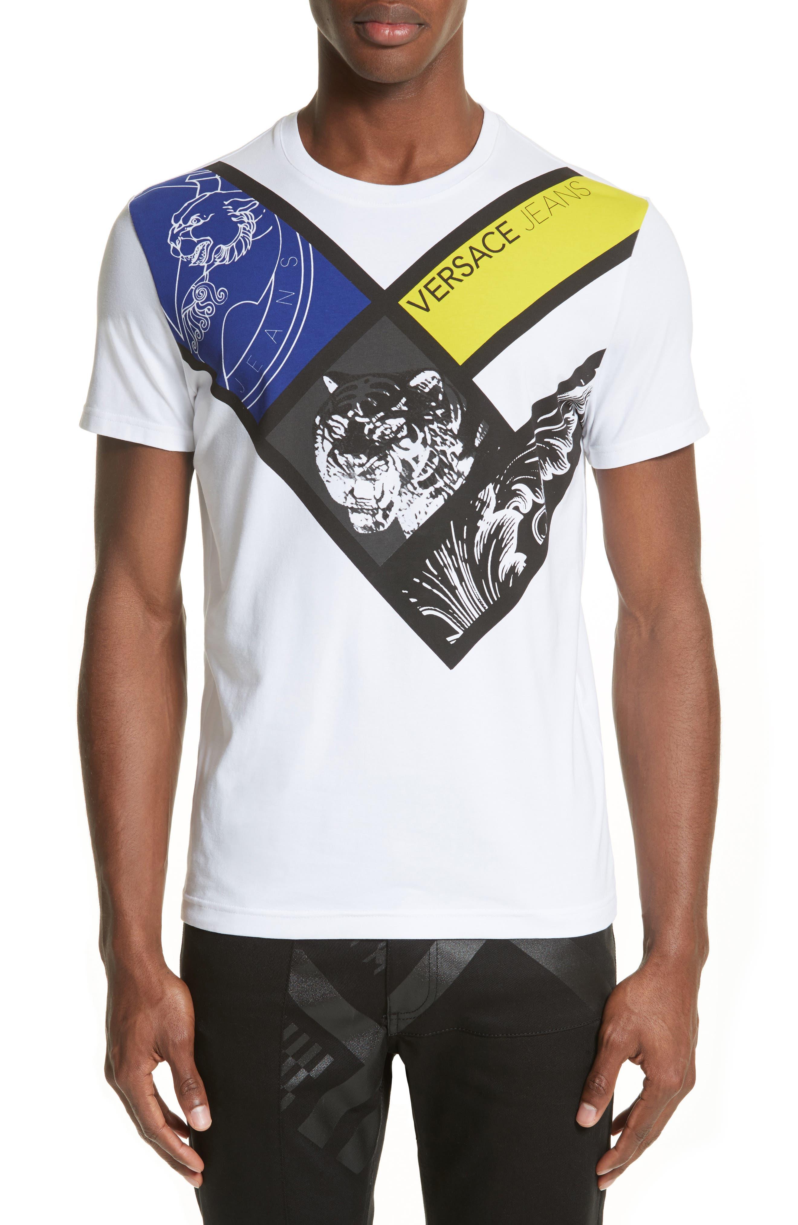 Versace Jeans Boroquo Graphic T-Shirt