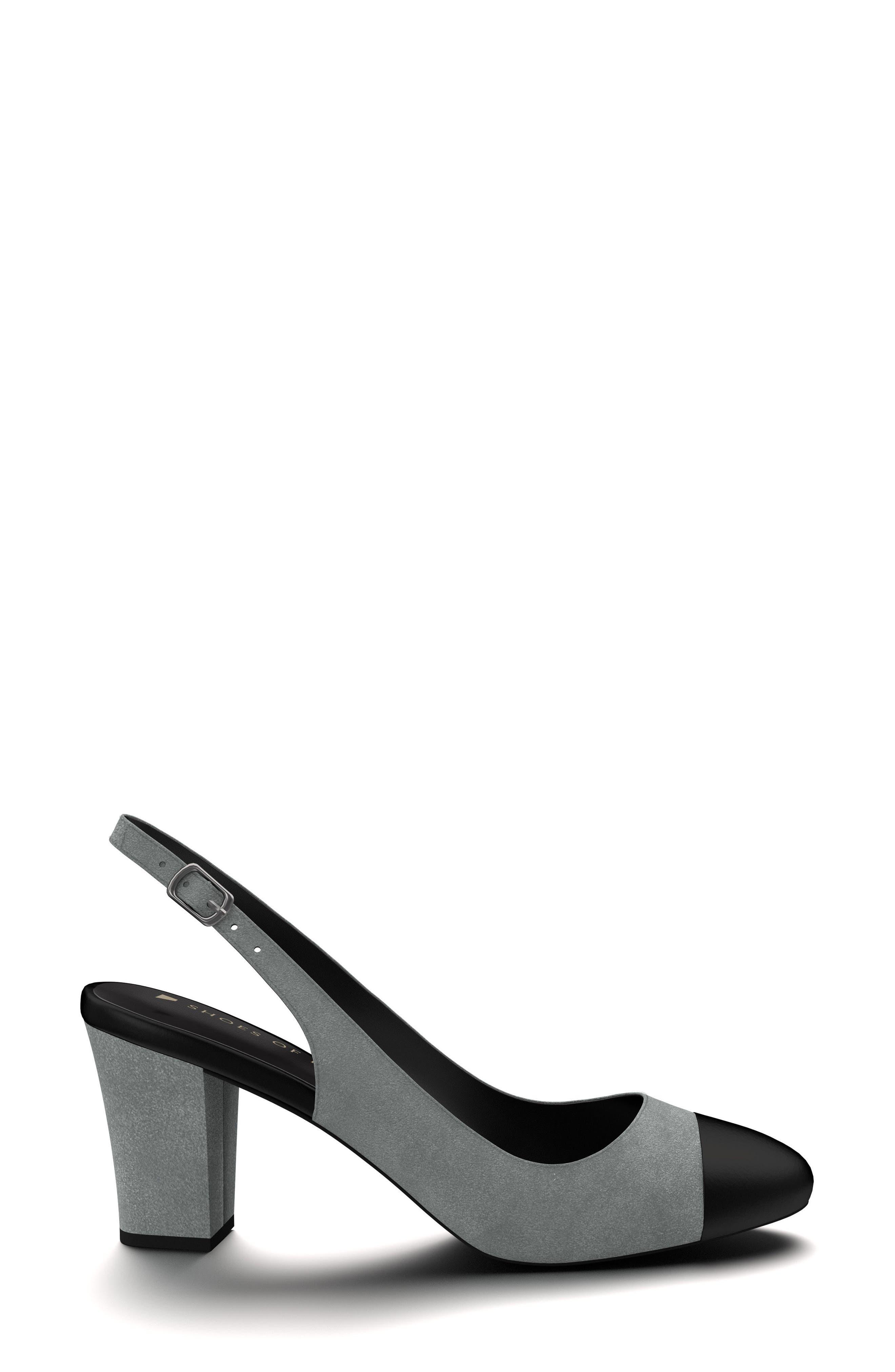 Alternate Image 2  - Shoes of Prey Slingback Pump (Women)