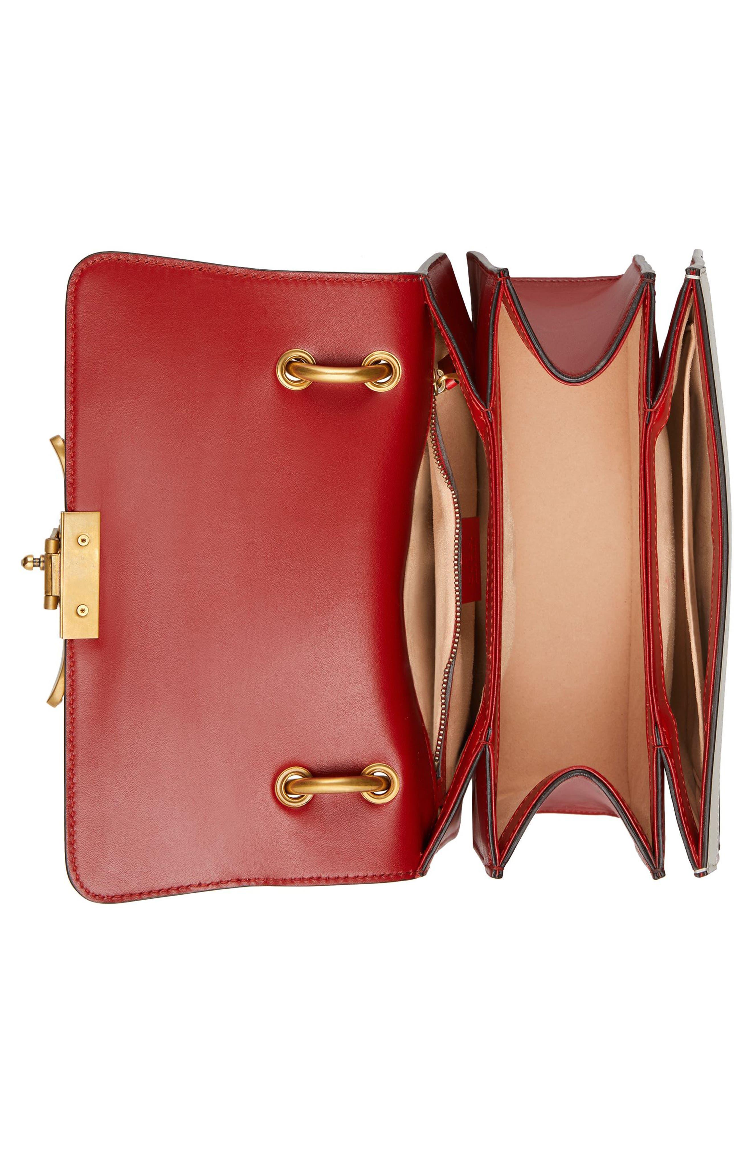 Alternate Image 3  - Gucci Queen Margaret Top Handle Leather Satchel