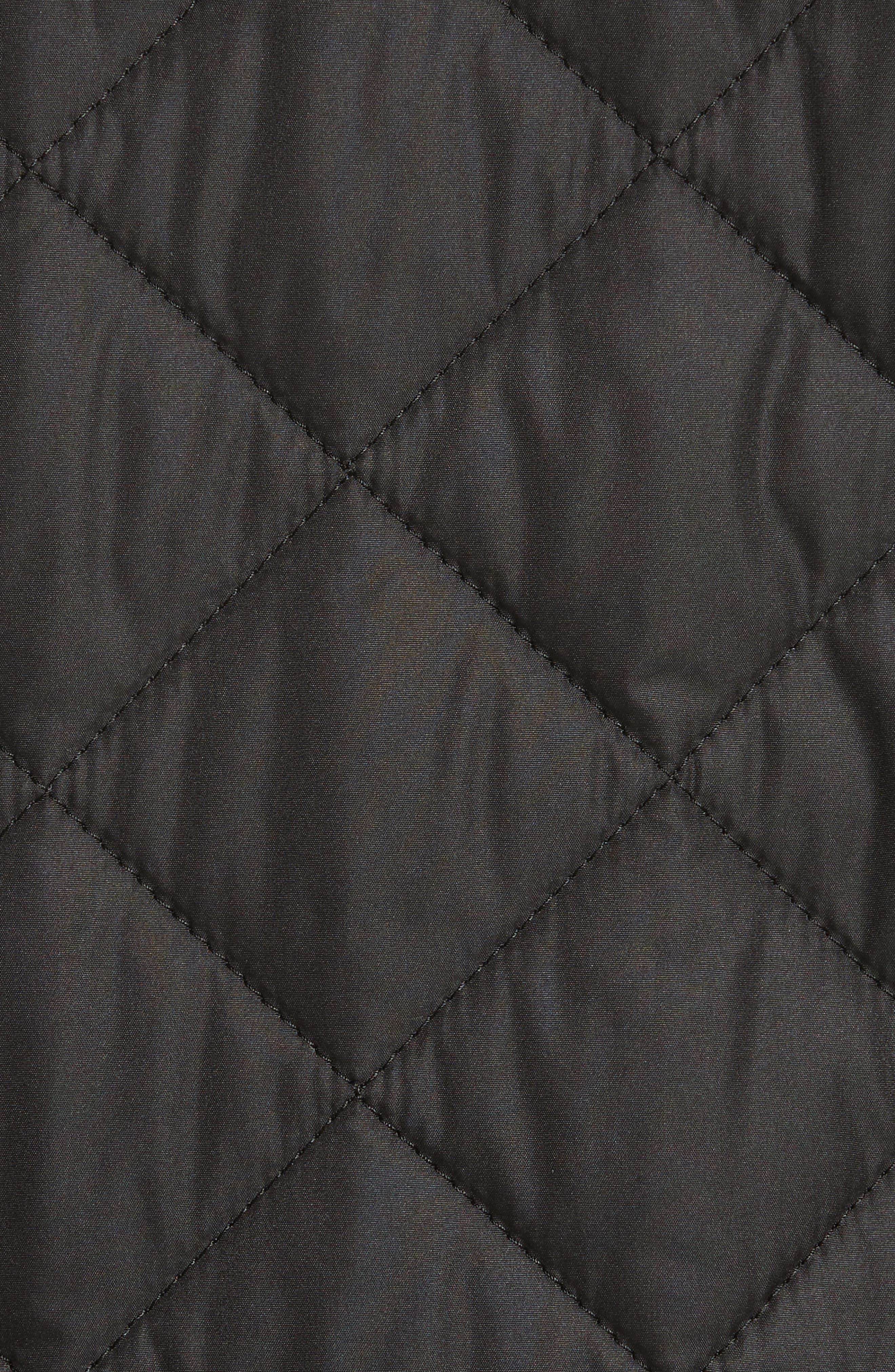 Alternate Image 3  - Burberry Pensham Quilted Jacket (Nordstrom Exclusive)