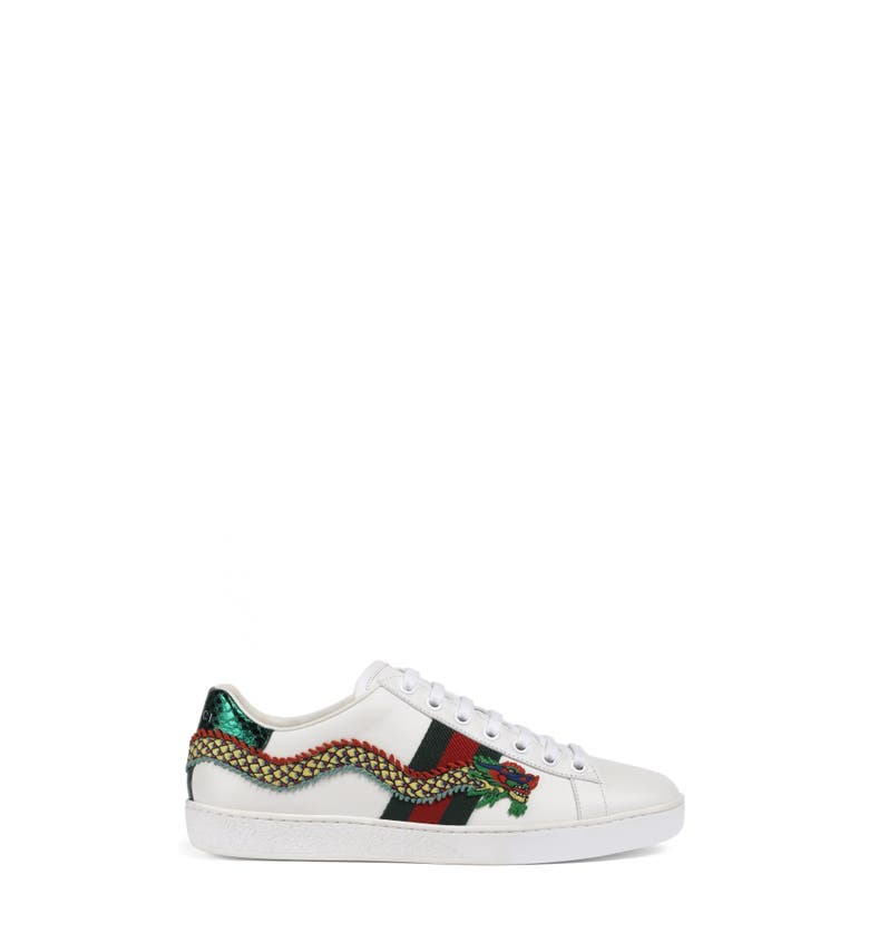 Gucci Slip On Shoes Womens