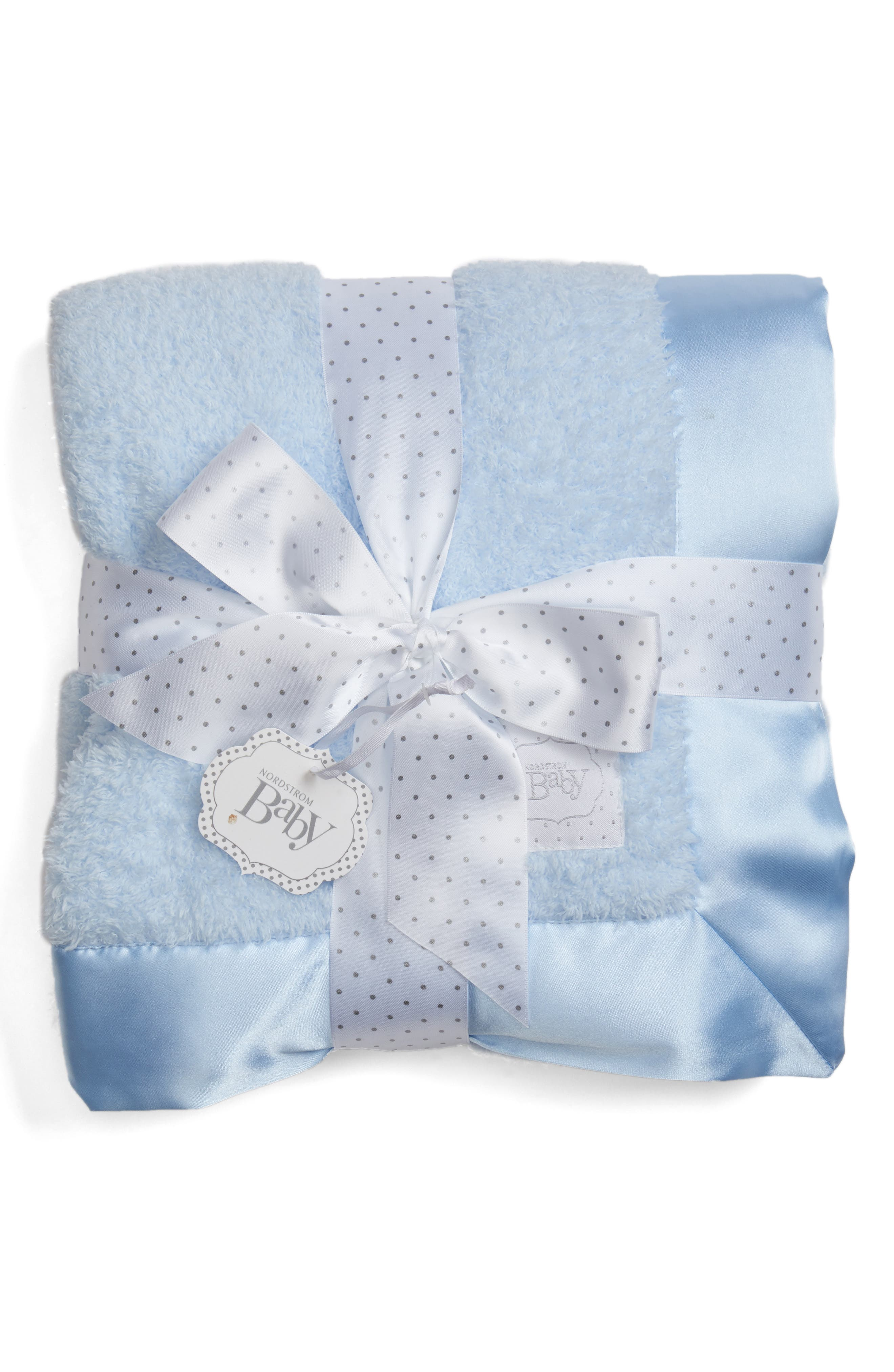 Nordstrom Baby Luxe Chenille Blanket