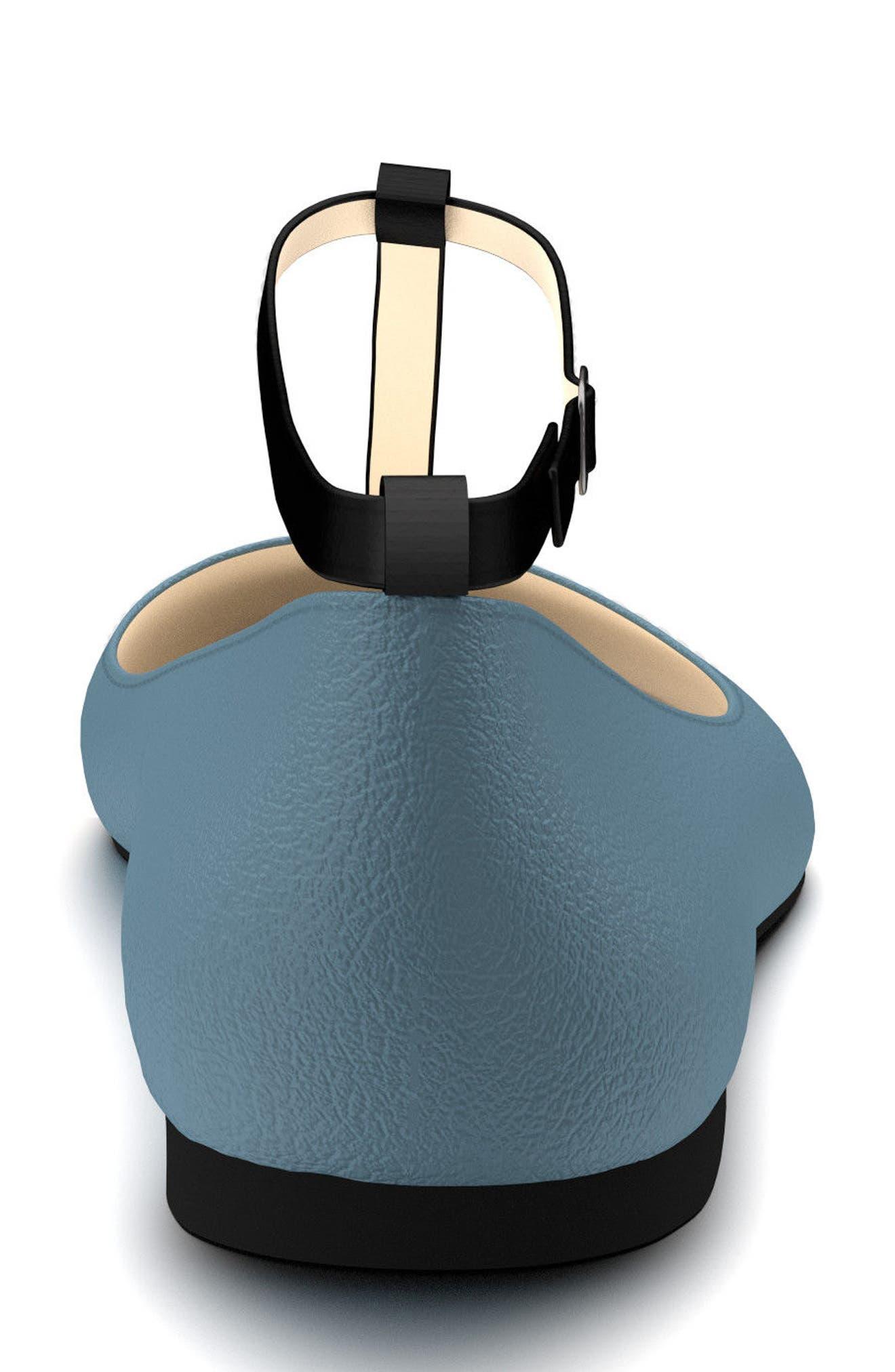 Alternate Image 3  - Shoes of Prey T-Strap Ballet Flat (Women)