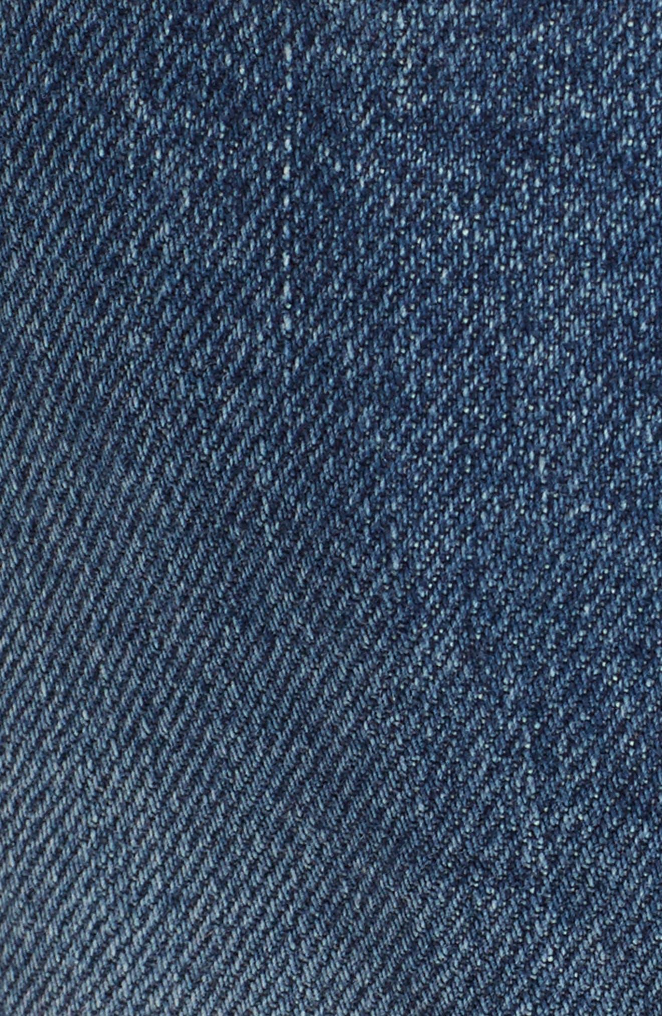 Alternate Image 3  - Dolce&Gabbana Ripped Skinny Jeans