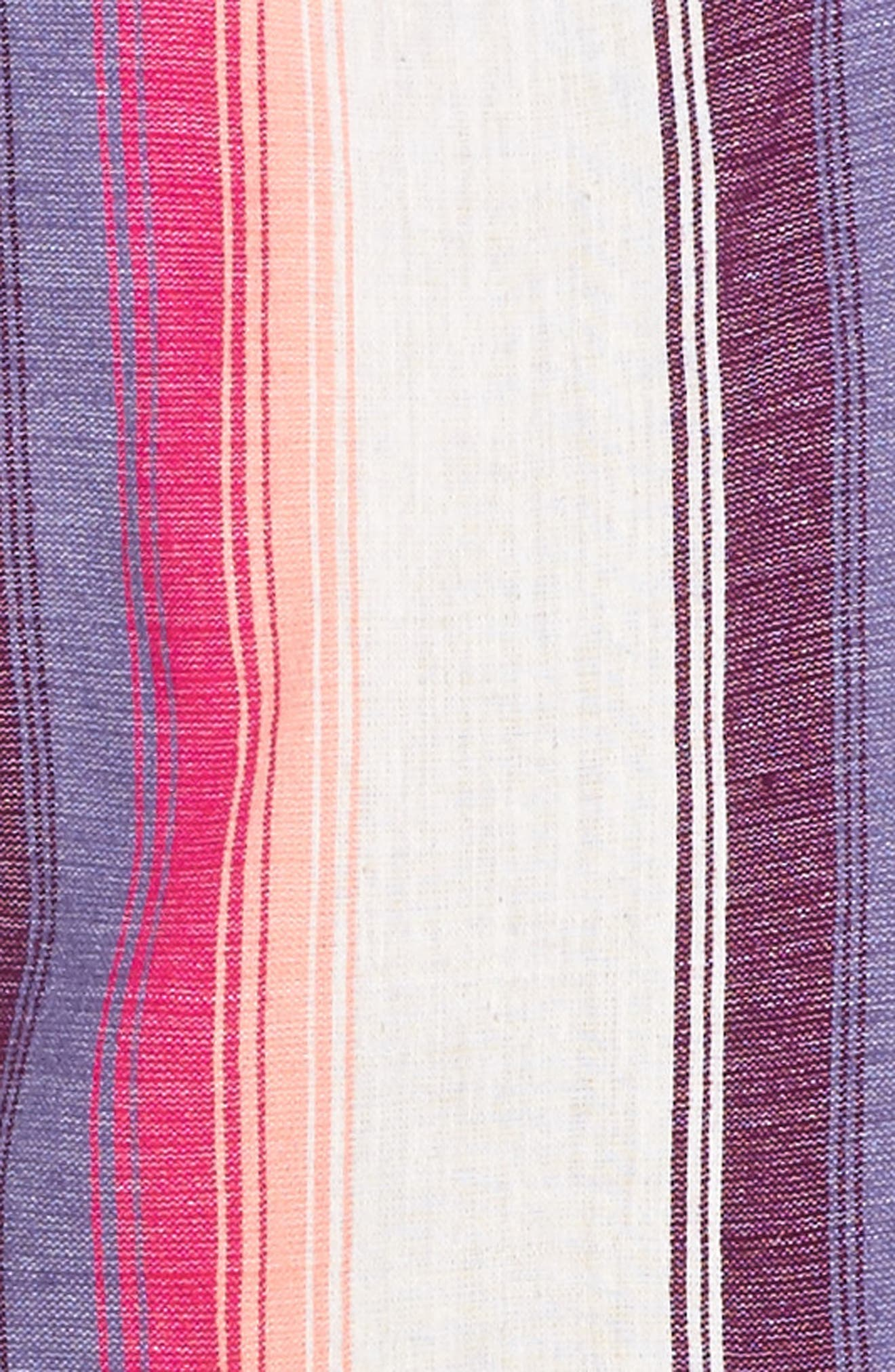 Alternate Image 5  - lemlem Stripe Cover-Up Dress