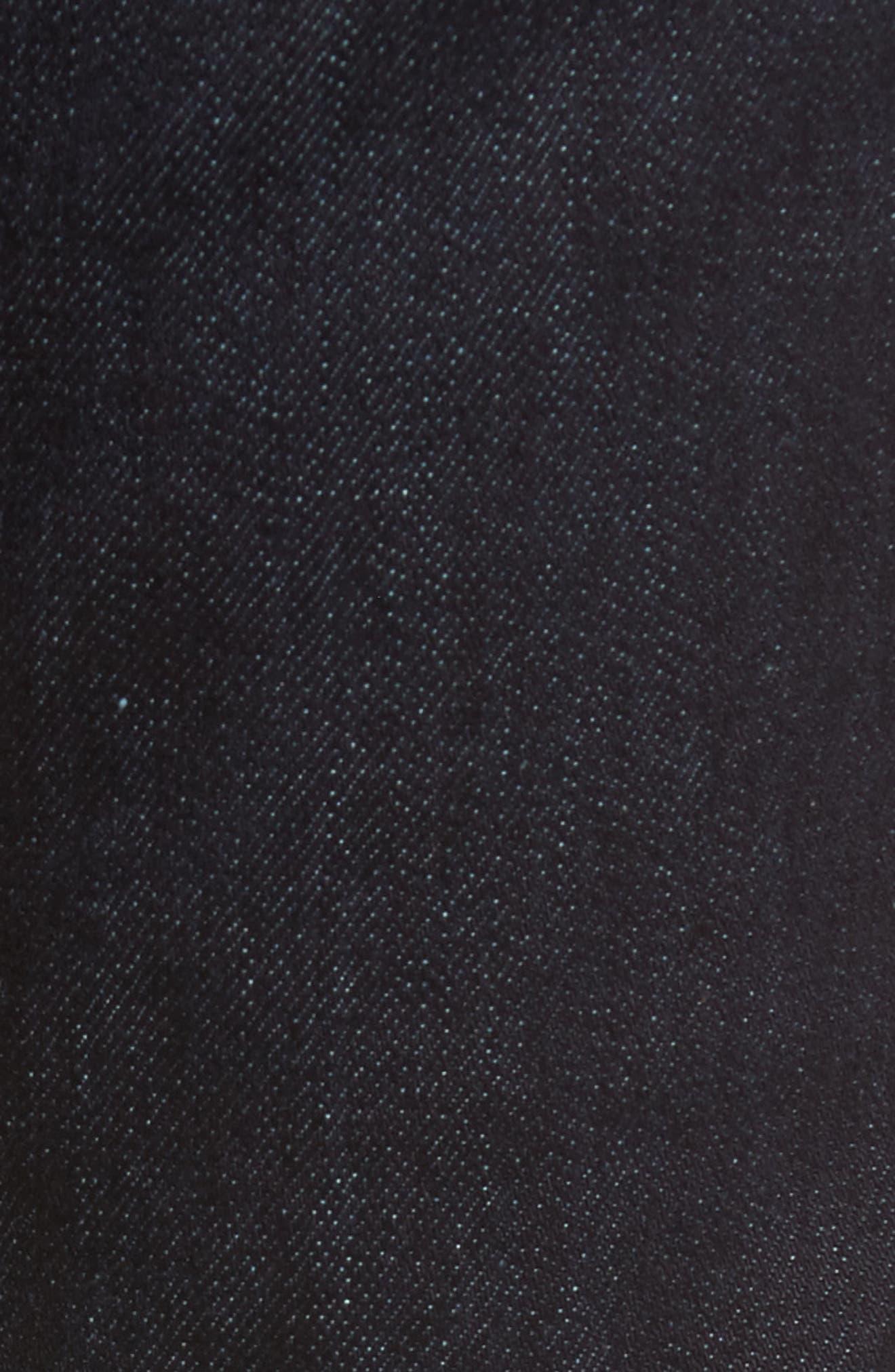 Axl Skinny Fit Jeans,                             Alternate thumbnail 5, color,                             Firestone