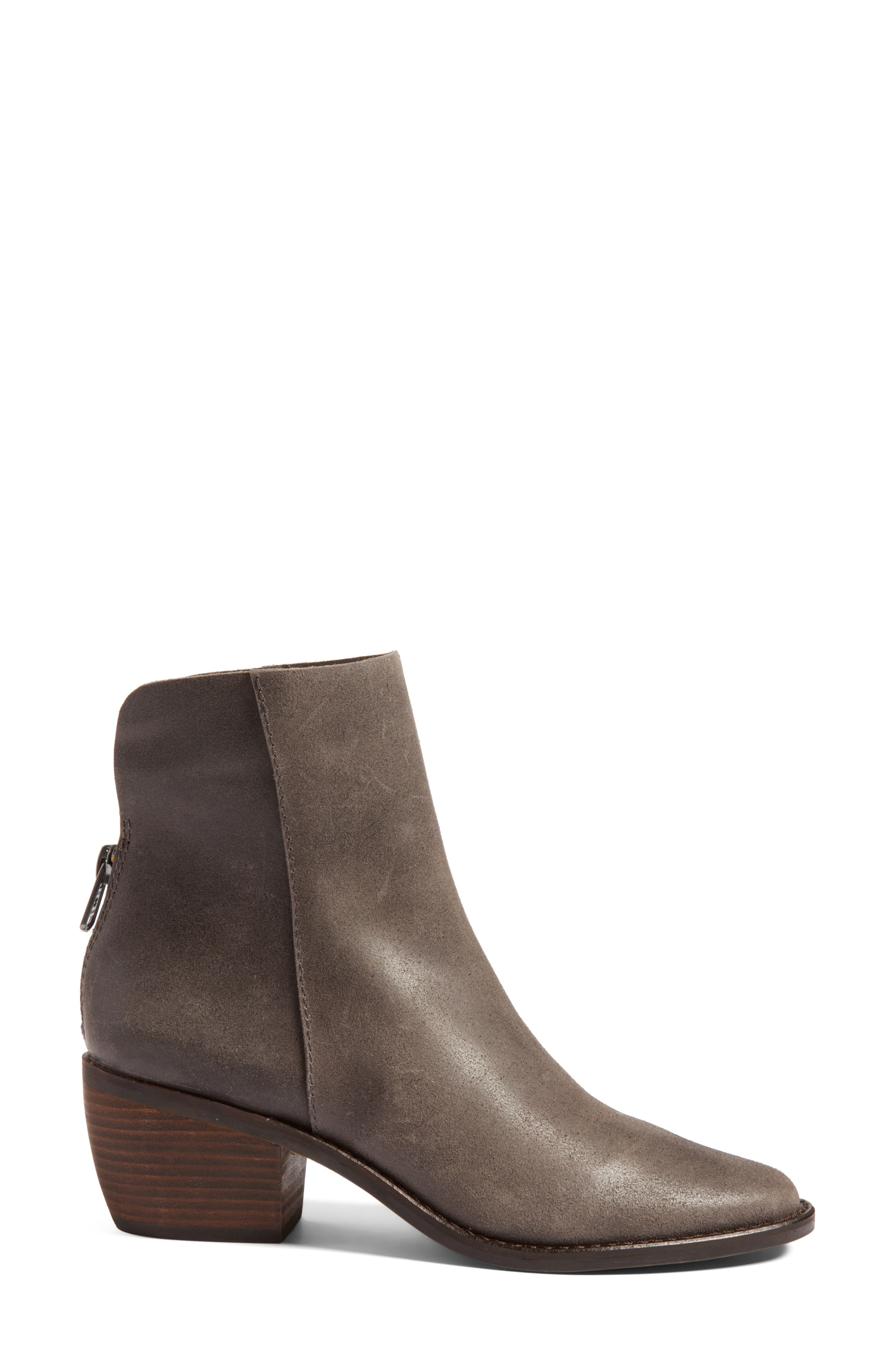 Alternate Image 3  - Lucky Brand Kaiya Pointy Toe Bootie (Women)