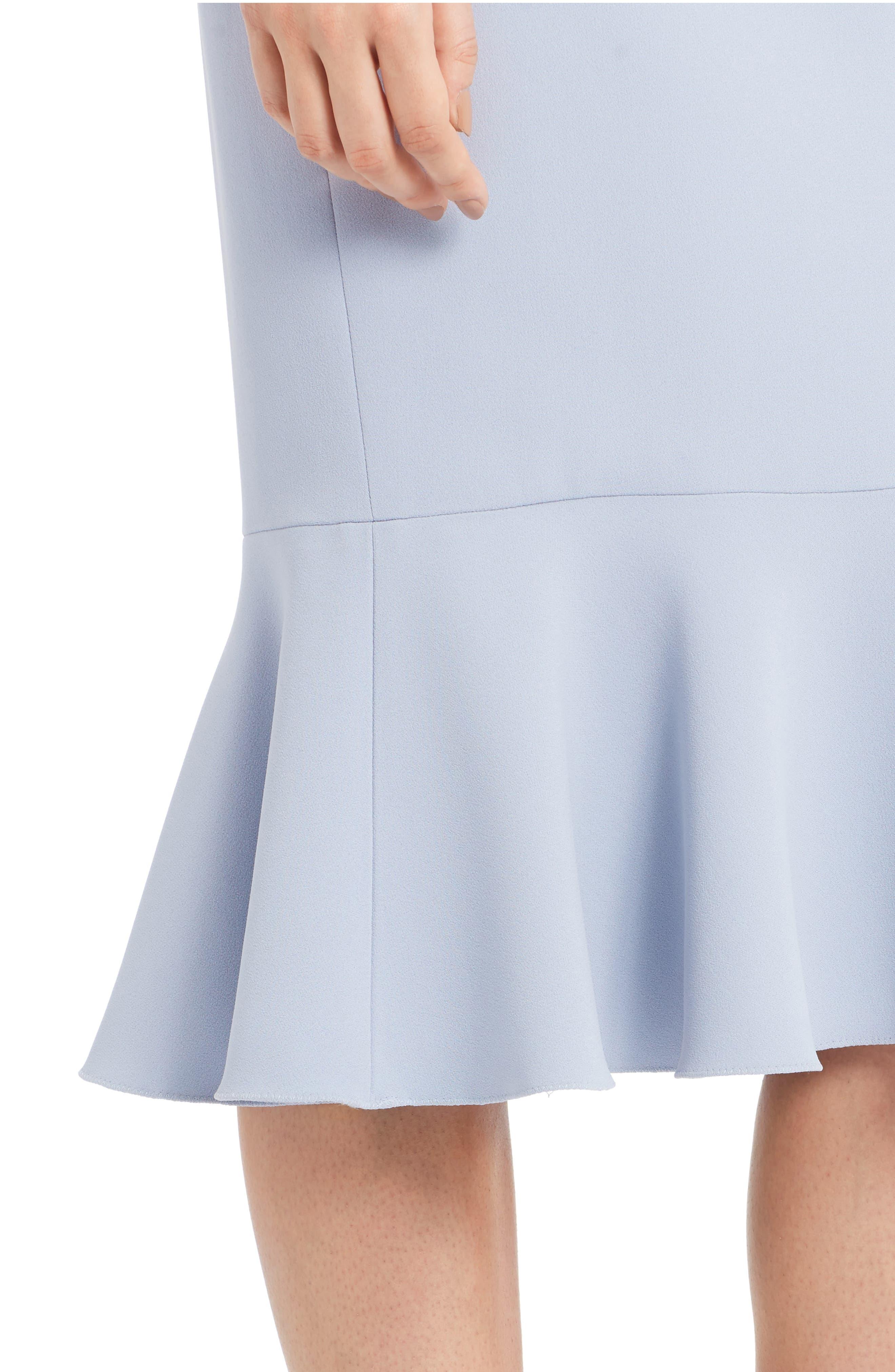 Alternate Image 6  - Dolce&Gabbana Embellished Ruffle Hem Dress