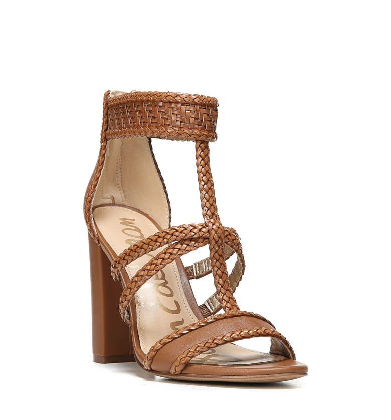 Sam Edelman Yordana Woven T Strap Sandal Women Nordstrom
