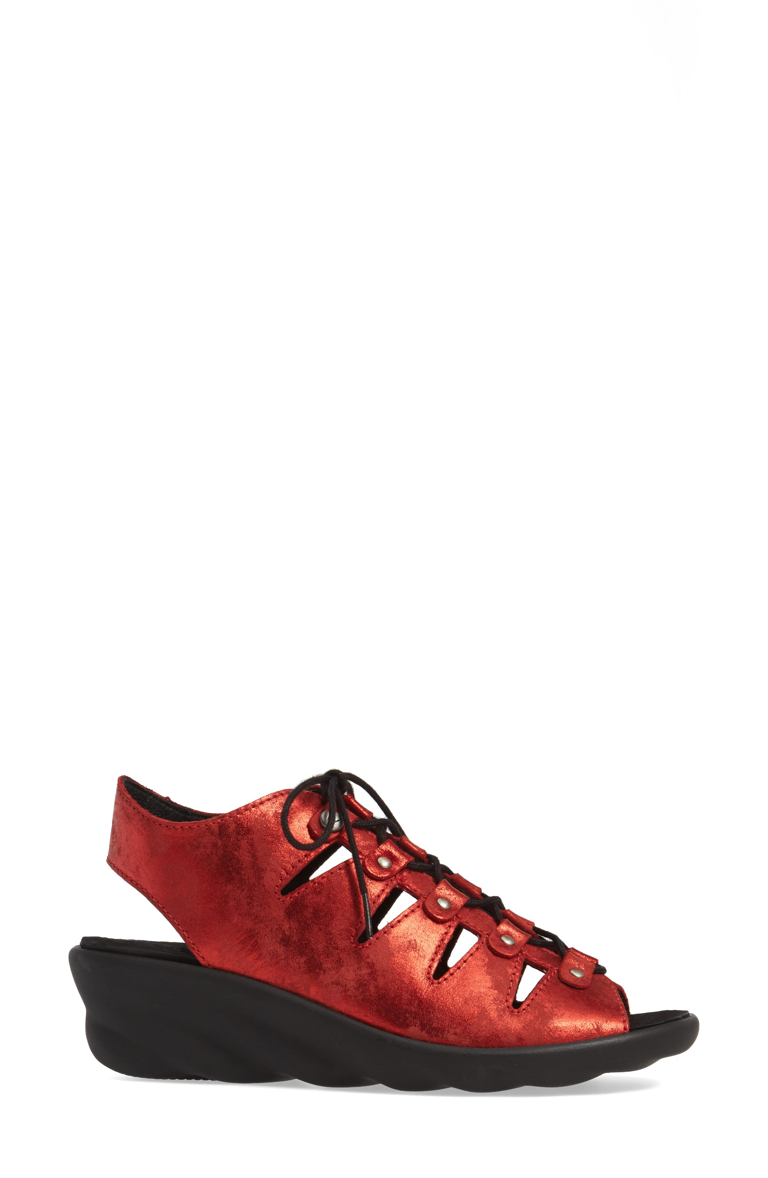 Alternate Image 3  - Wolky Arena Sandal (Women)