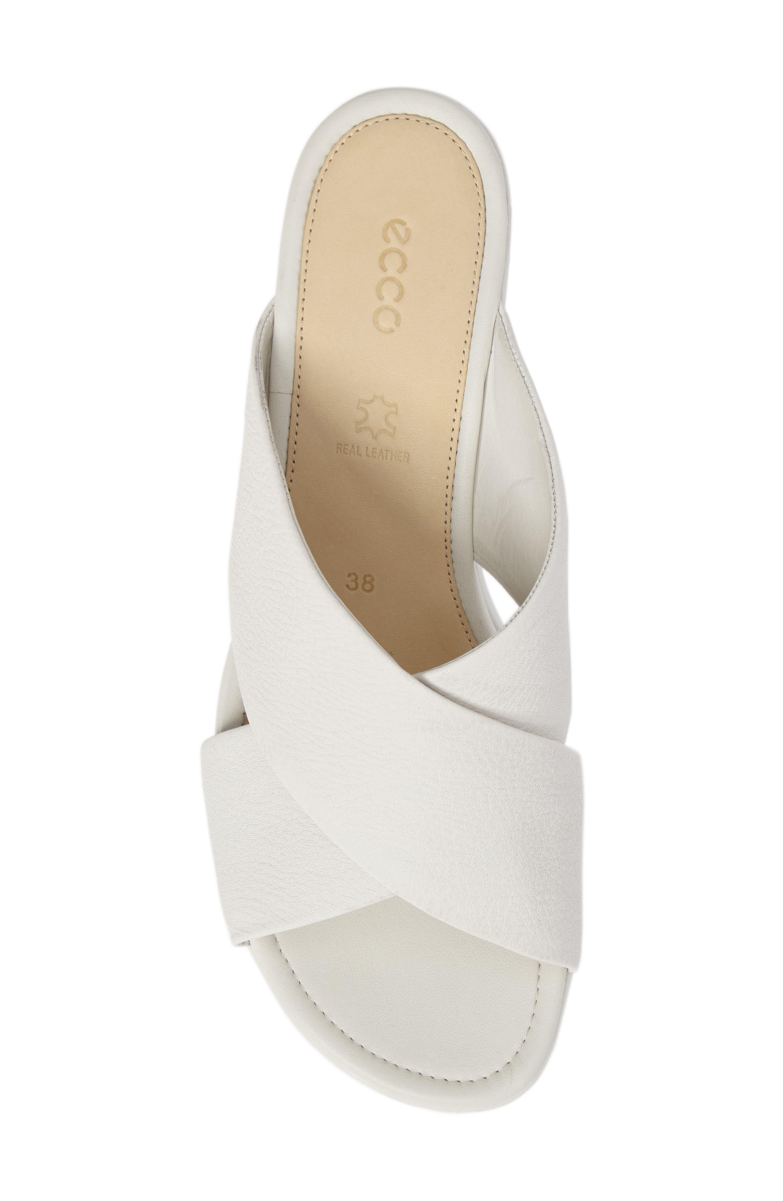 Alternate Image 5  - ECCO Touch Slide Sandal (Women)