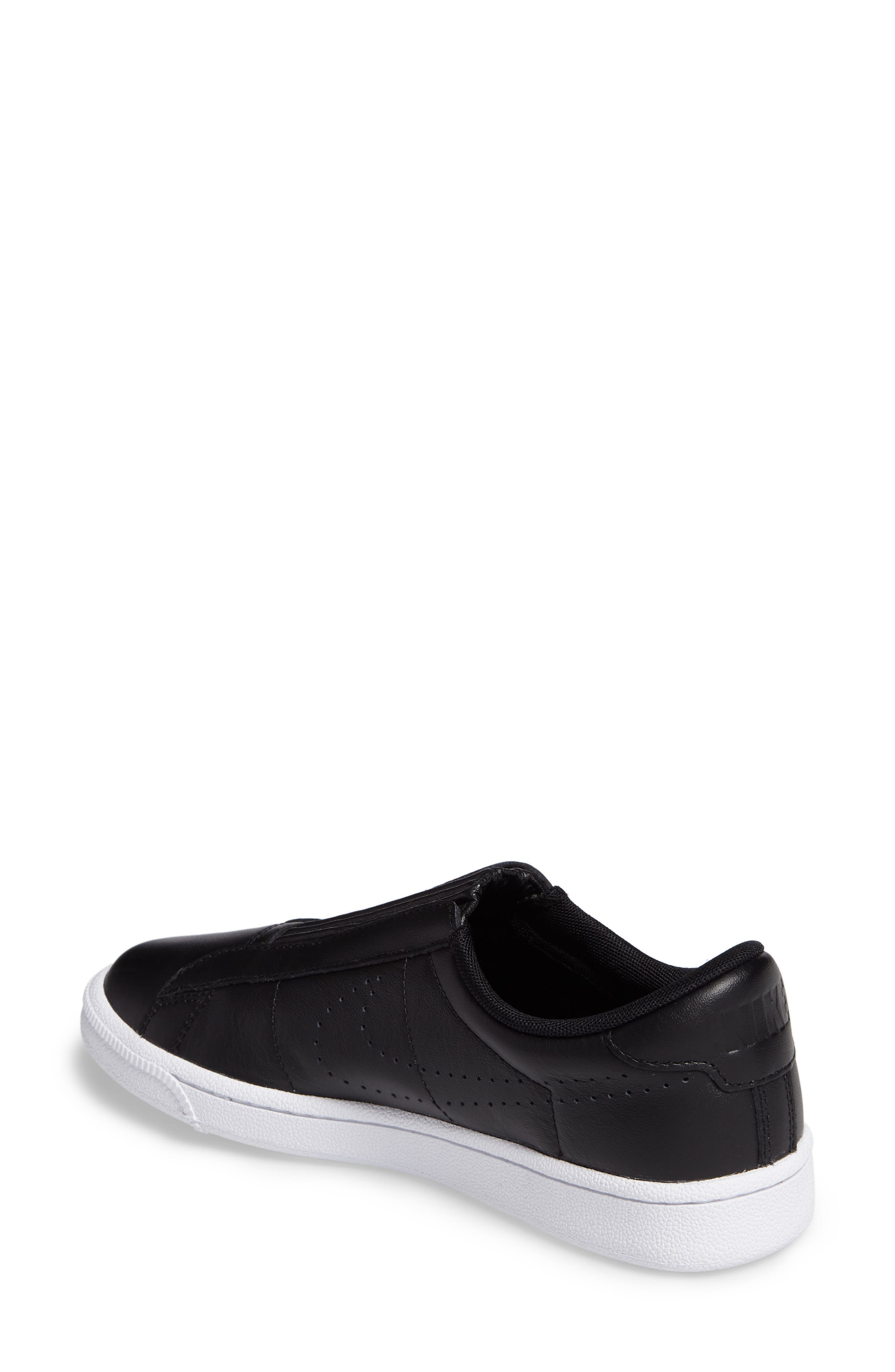 Alternate Image 2  - Nike Classic EZ Slip-On Tennis Shoe (Women)