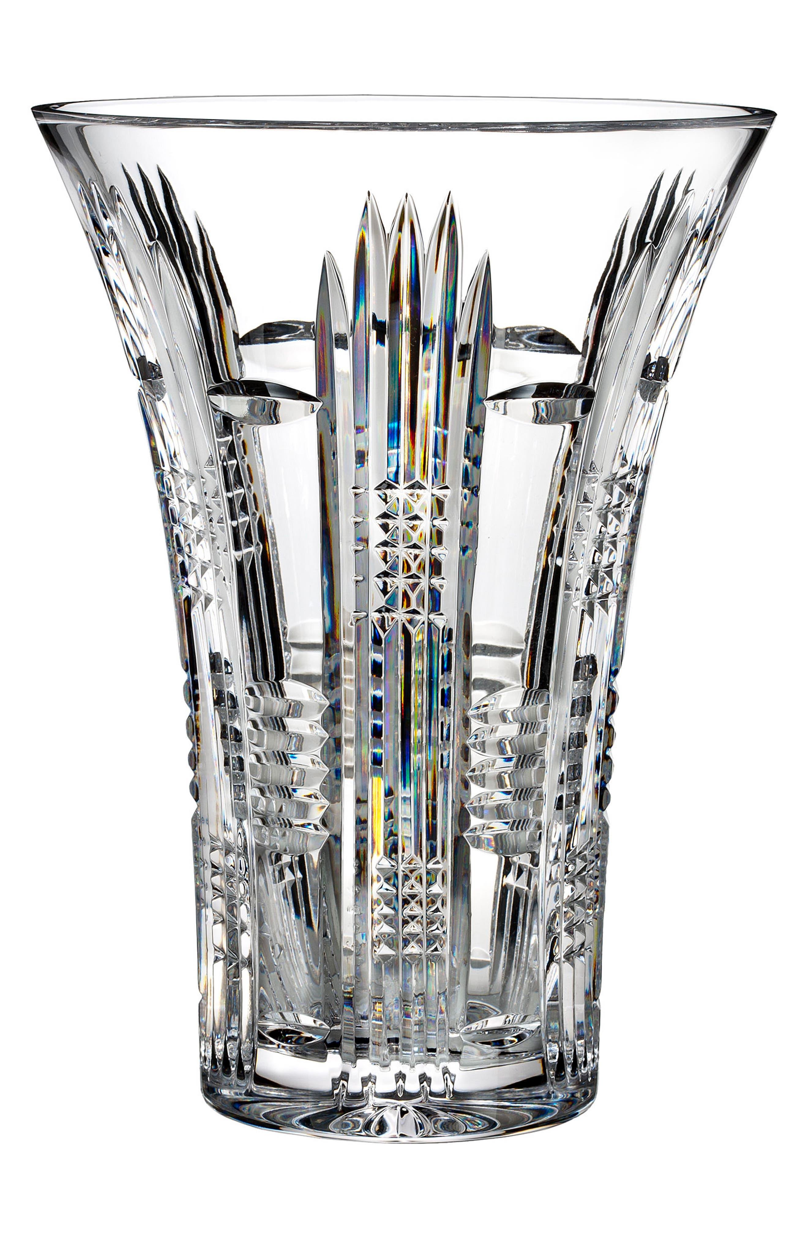 Main Image - Waterford Dungarvan Lead Crystal Vase