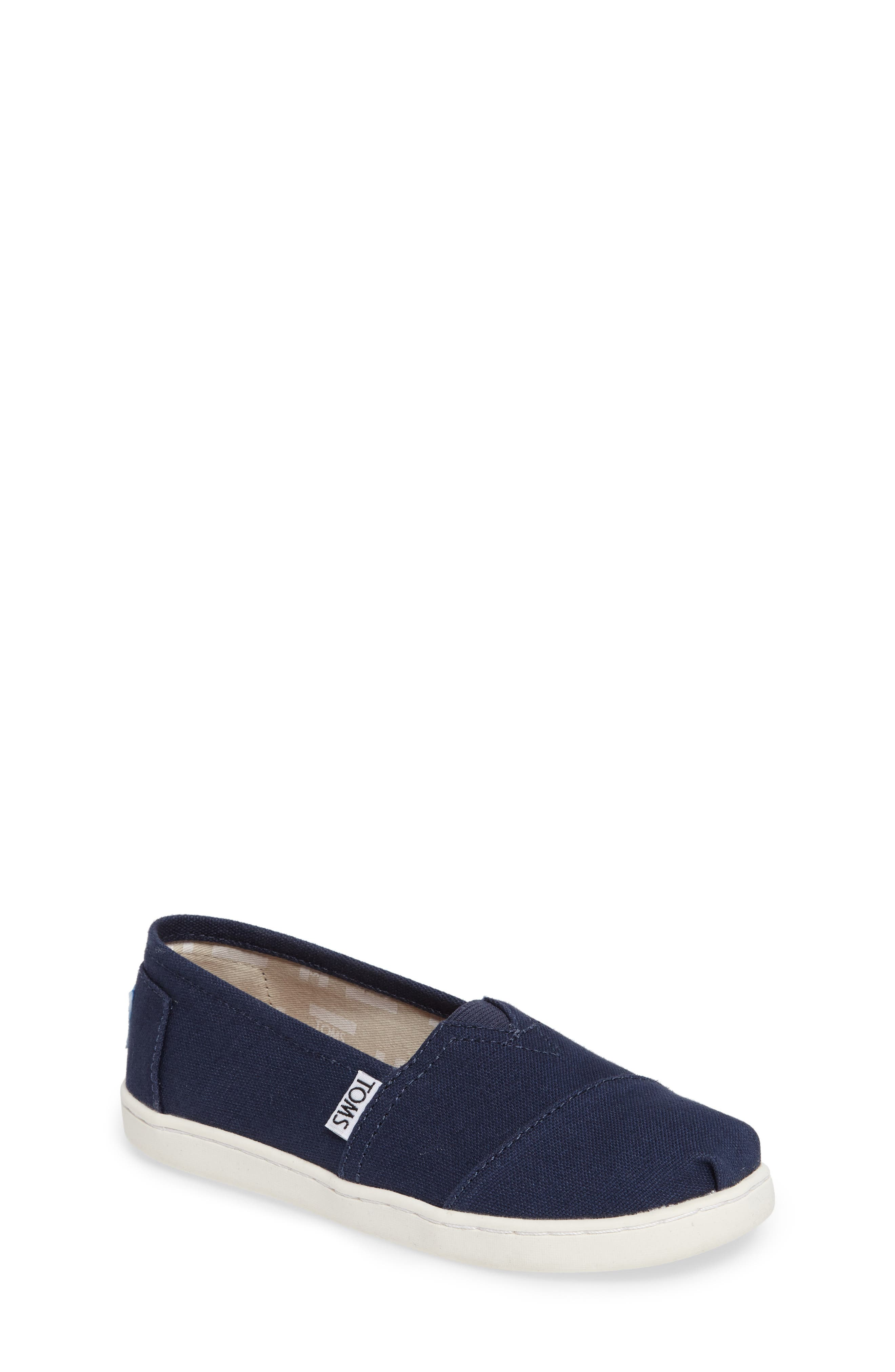 TOMS 2.0 Classic Alpargata Slip-On (Toddler, Little Kid & Big Kid)