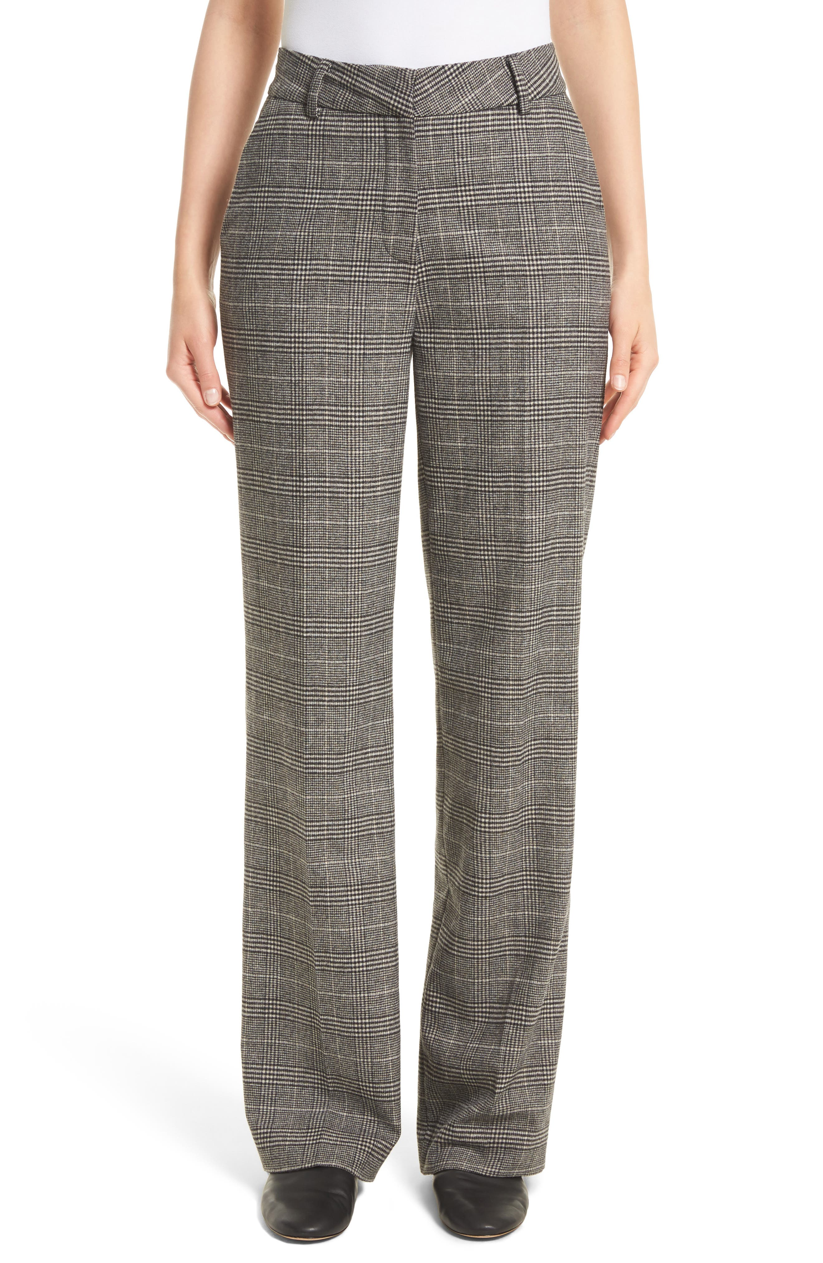 Joie Kaledas Plaid Pants