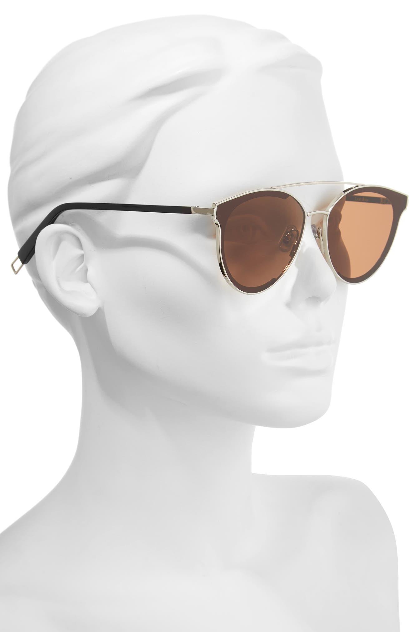 Alternate Image 2  - Gentle Monster Last Bow 63mm Oversized Sunglasses