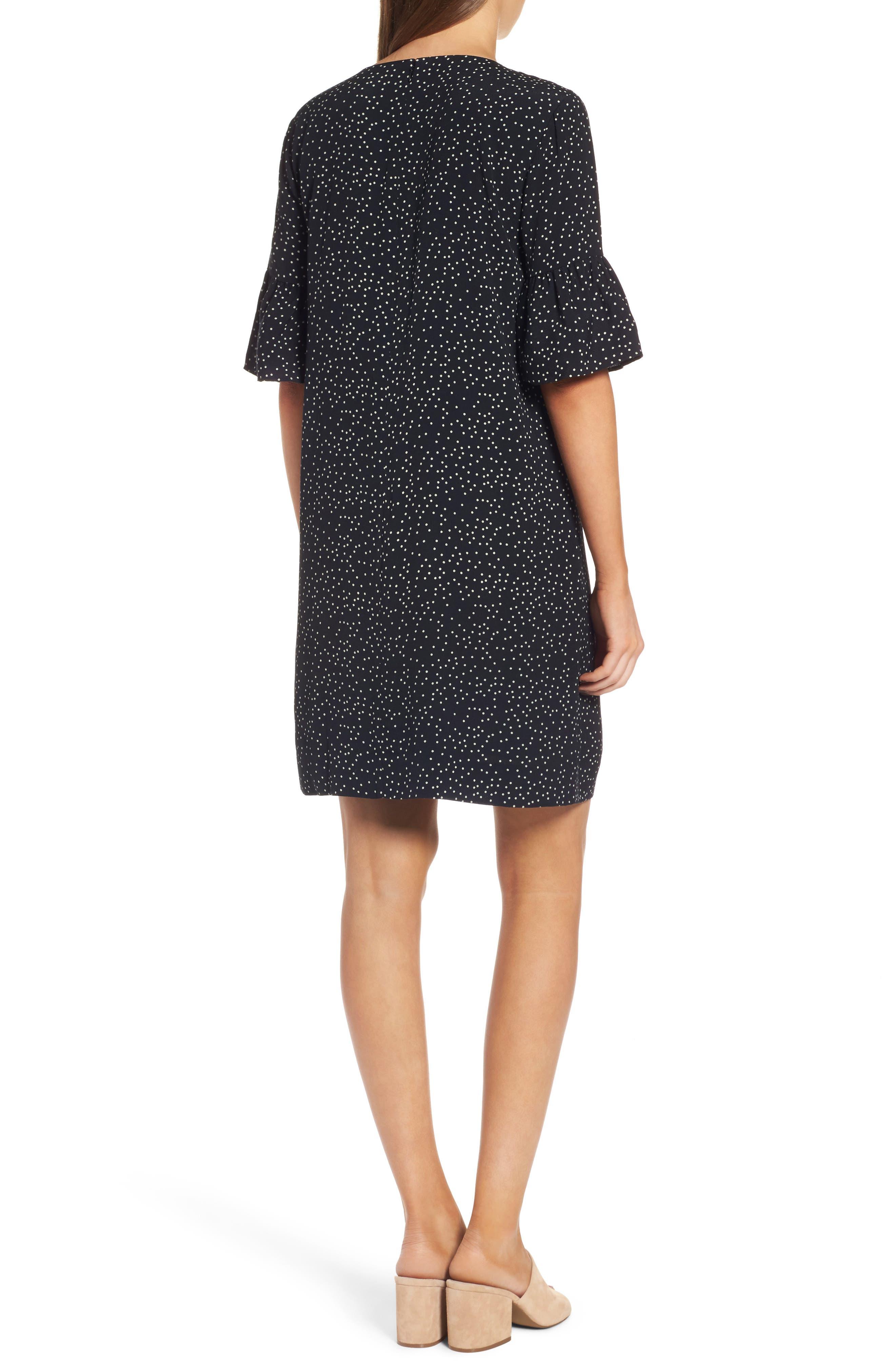 Alternate Image 2  - Madewell Flutter Sleeve Dress