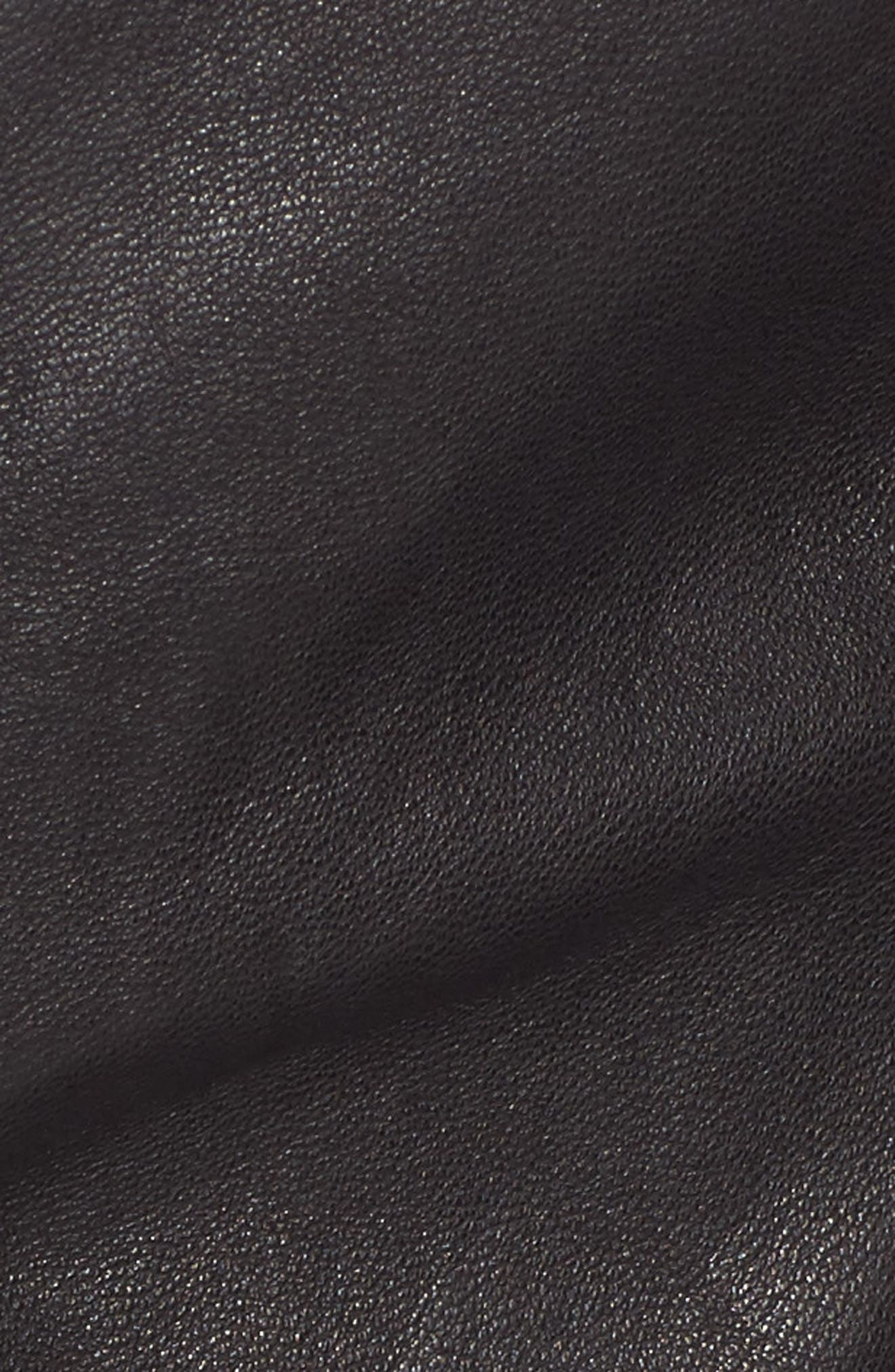 Alternate Image 6  - Mackage Miela-N Belted Leather Moto Jacket