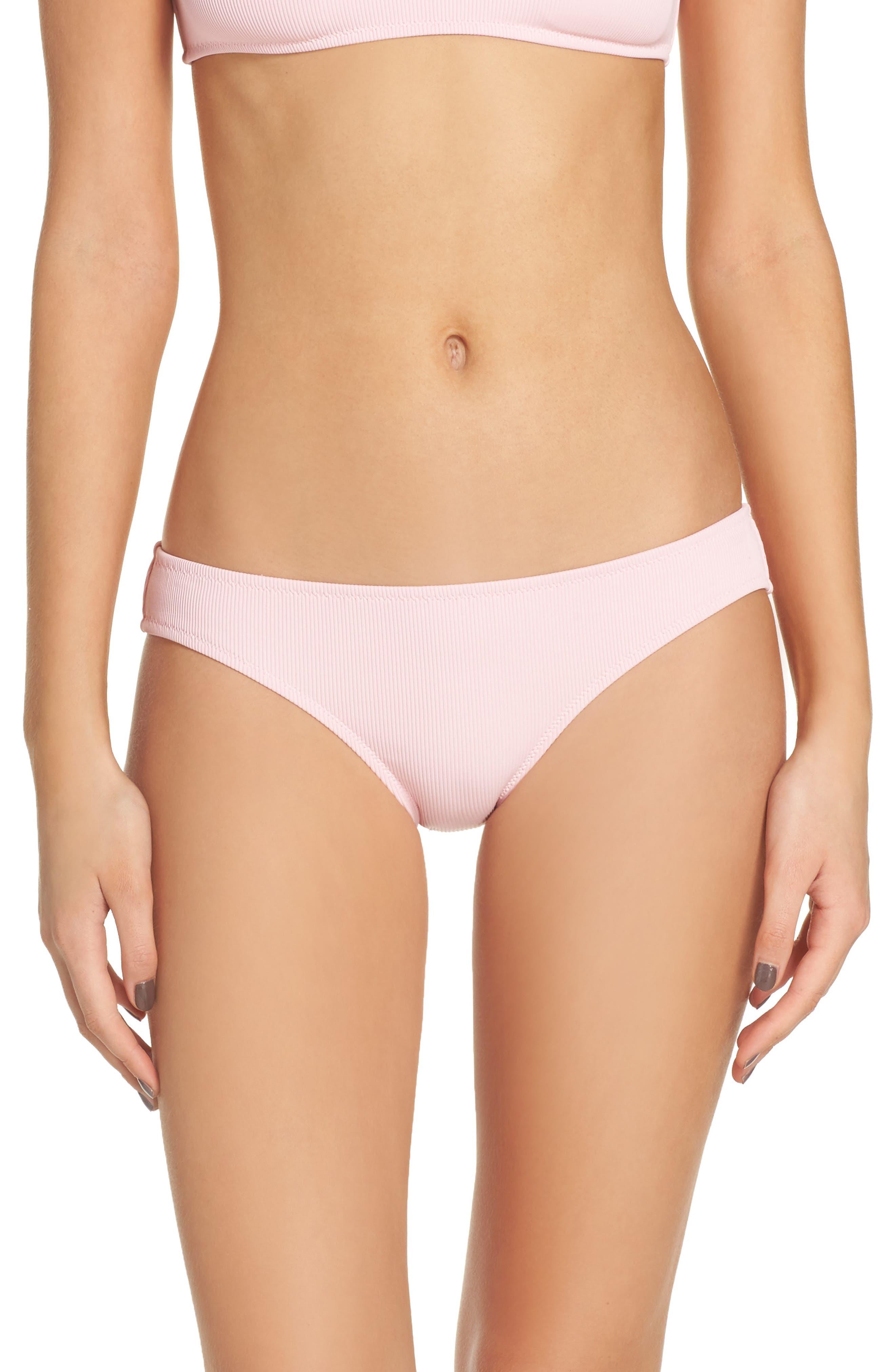 Alternate Image 2  - Solid & Striped Elle Bikini Bottoms