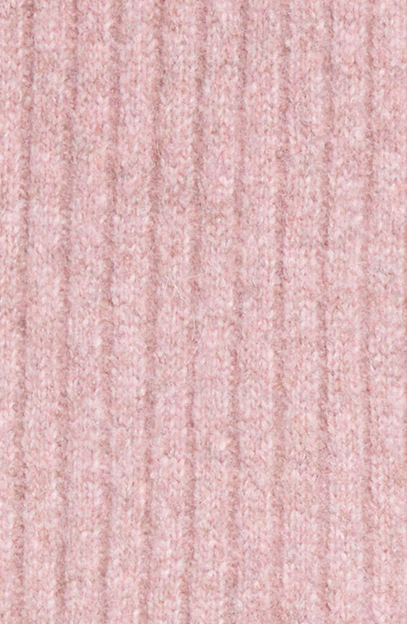 Alternate Image 2  - ACNE Studios Fringed Alpaca Blend Scarf