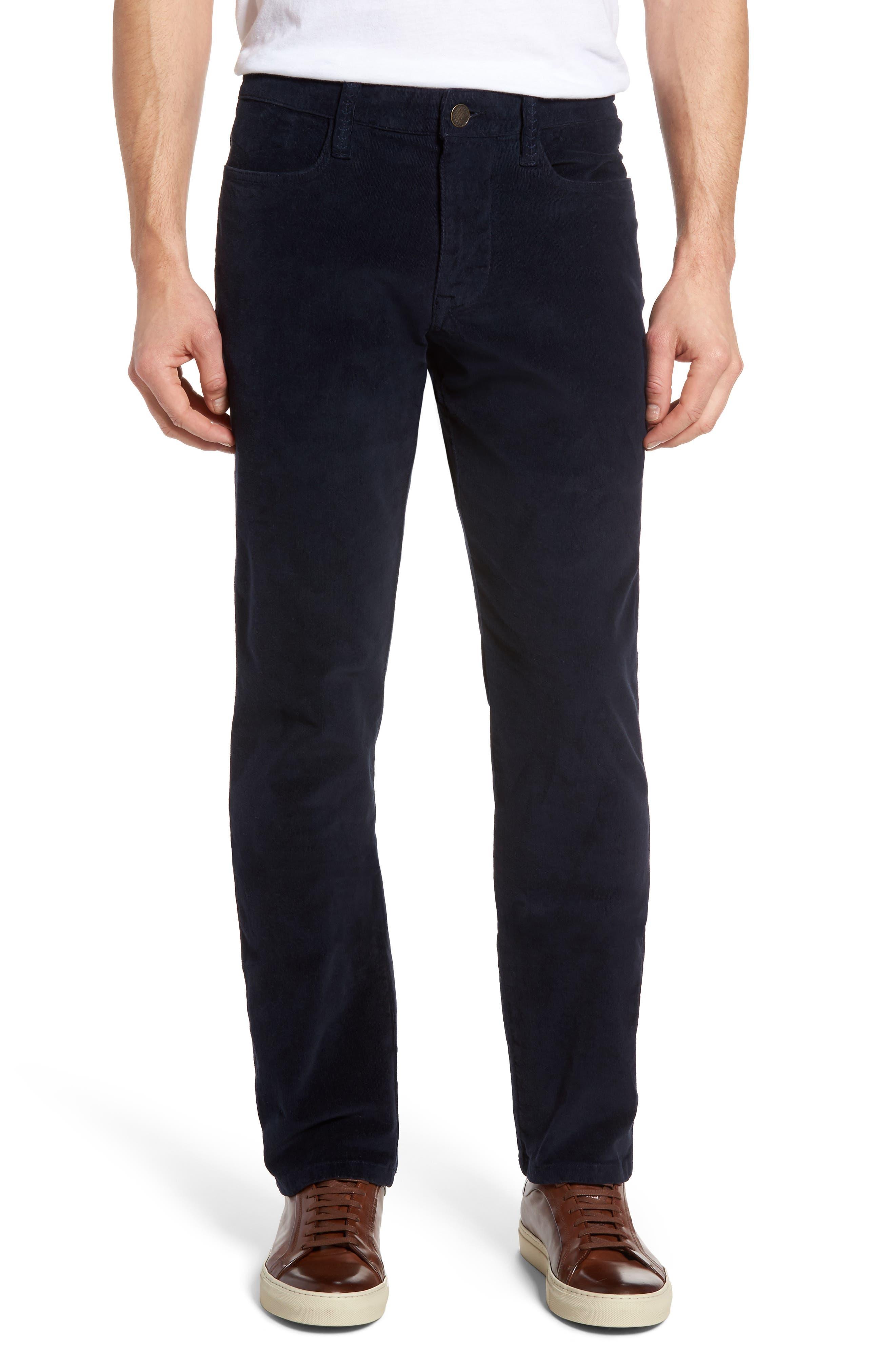 Main Image - Vintage 1946 Modern Fit Stretch Corduroy Pants