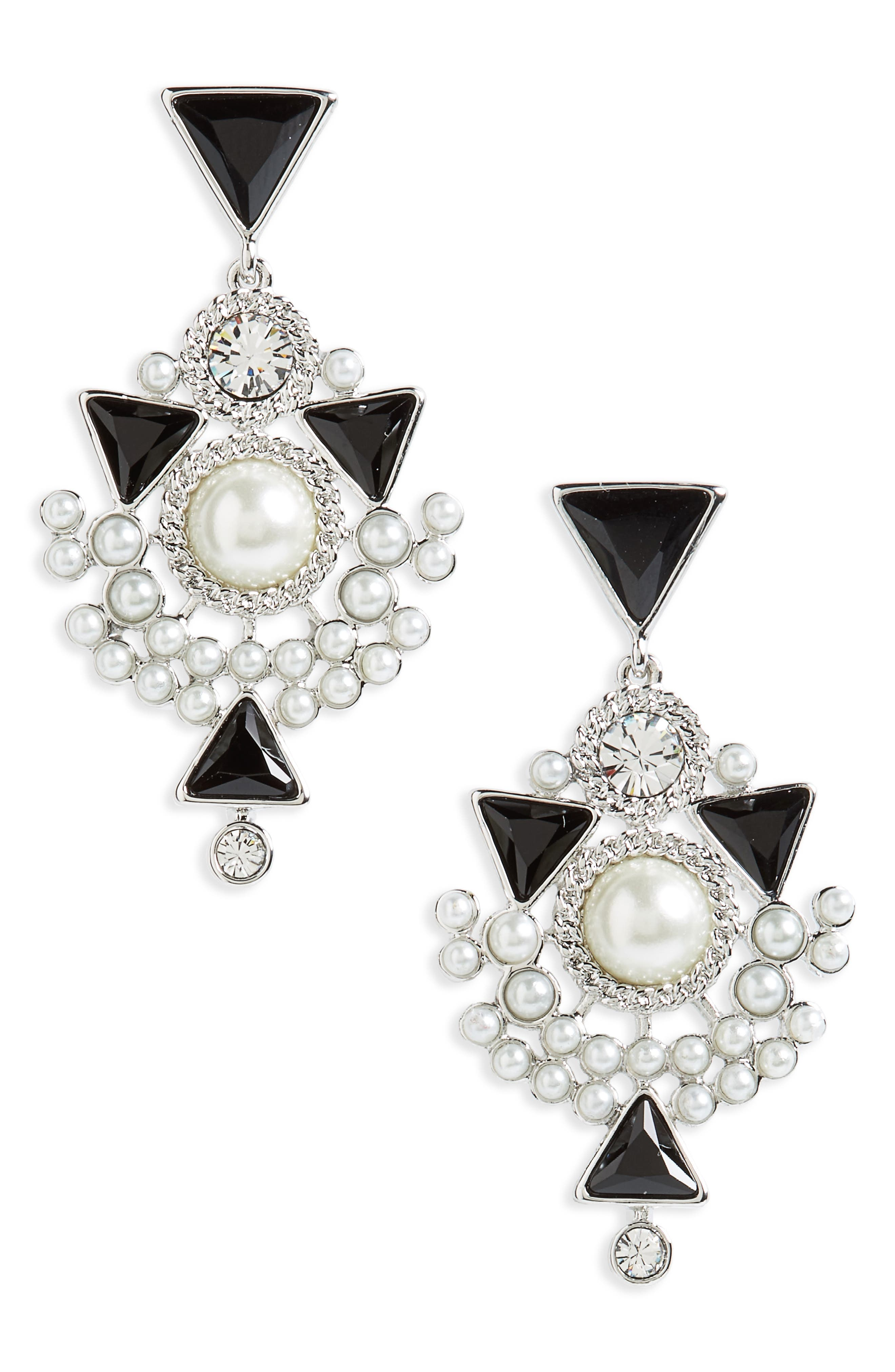 Alternate Image 1 Selected - Givenchy Chelsea Drop Earrings