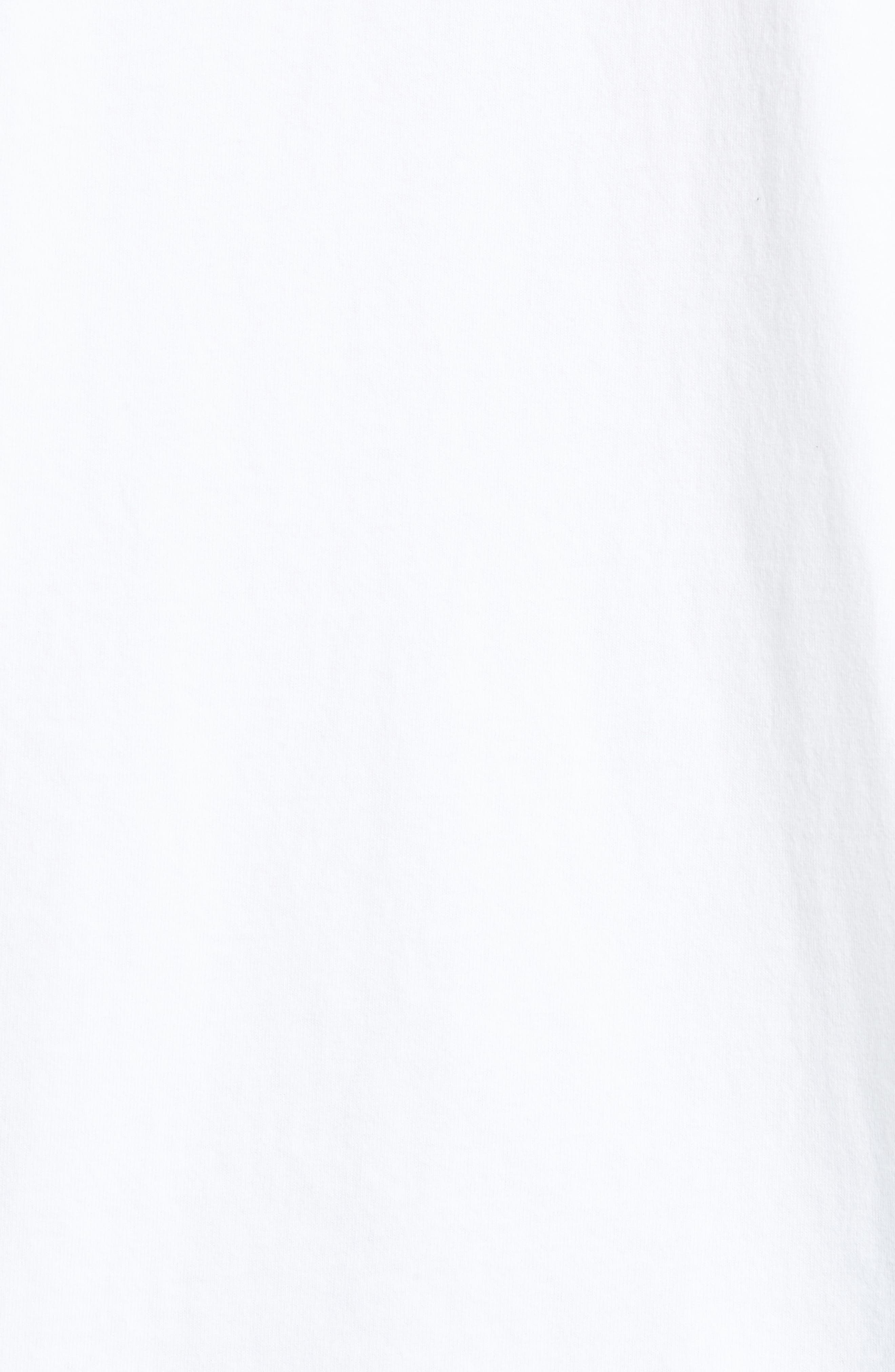 Filius Vitamin D Graphic T-Shirt,                             Alternate thumbnail 5, color,                             White