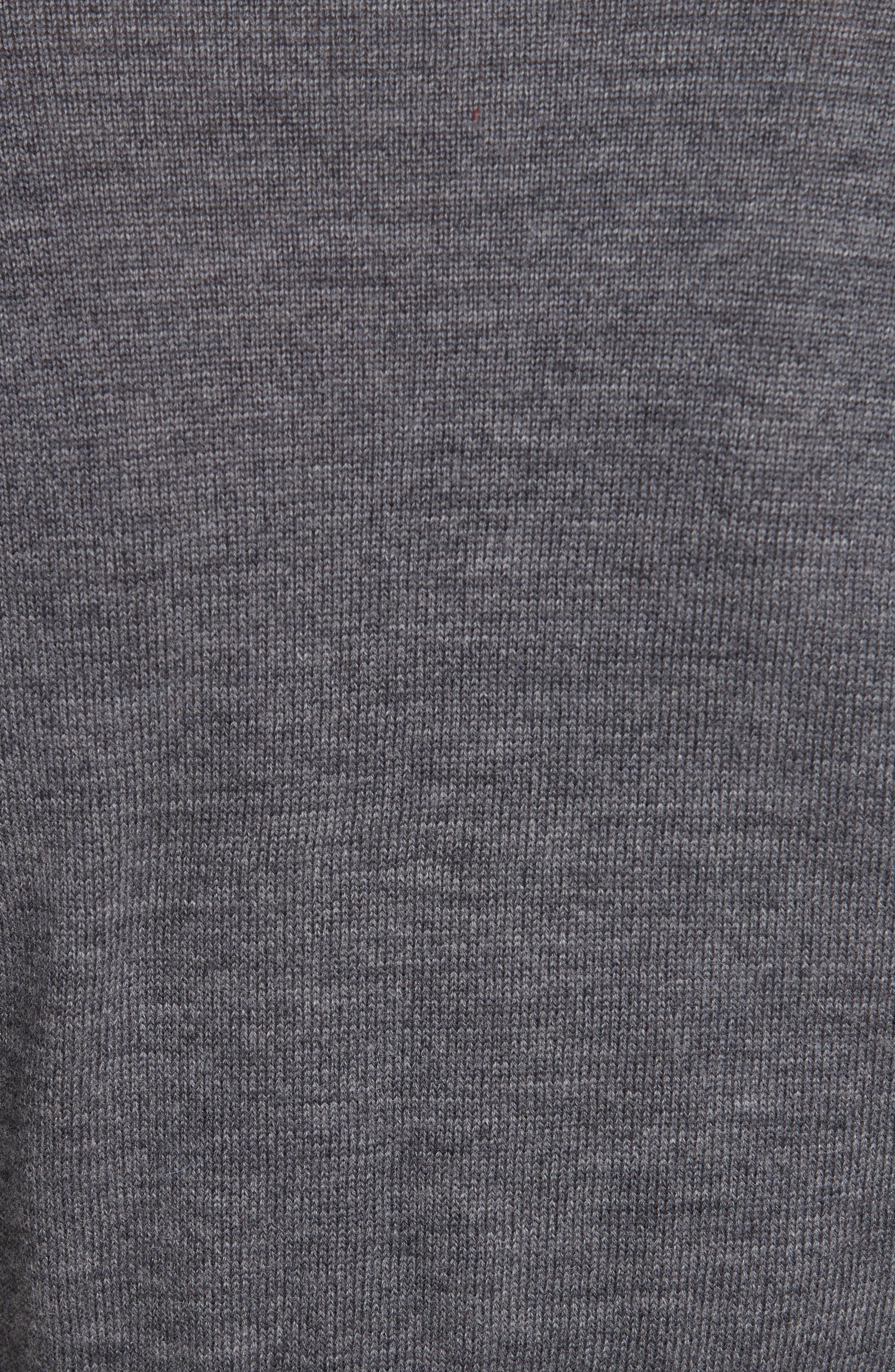 Alternate Image 6  - Diane von Furstenberg Merino Crop Sweater