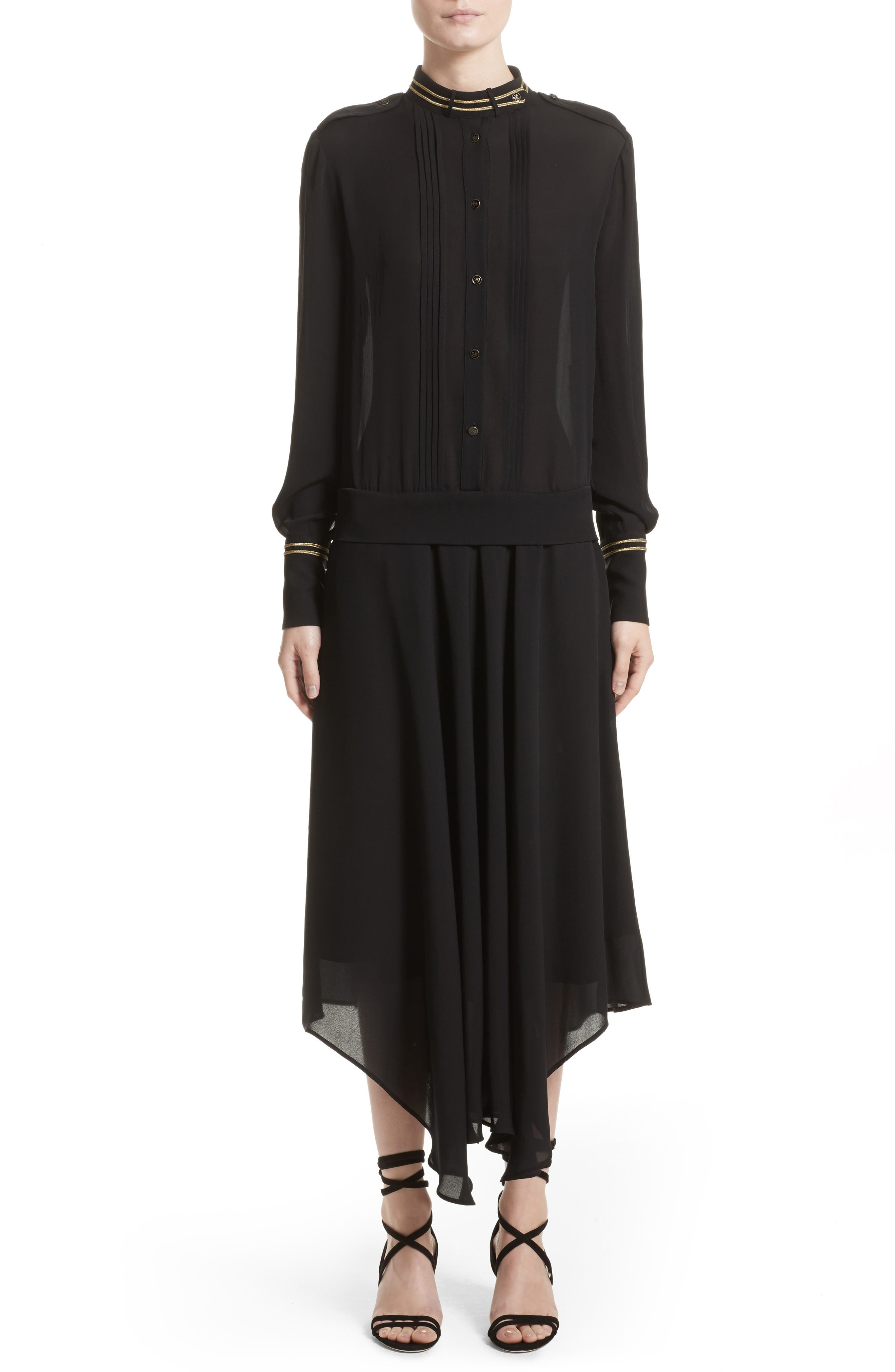 Belstaff Mareena Silk Dress