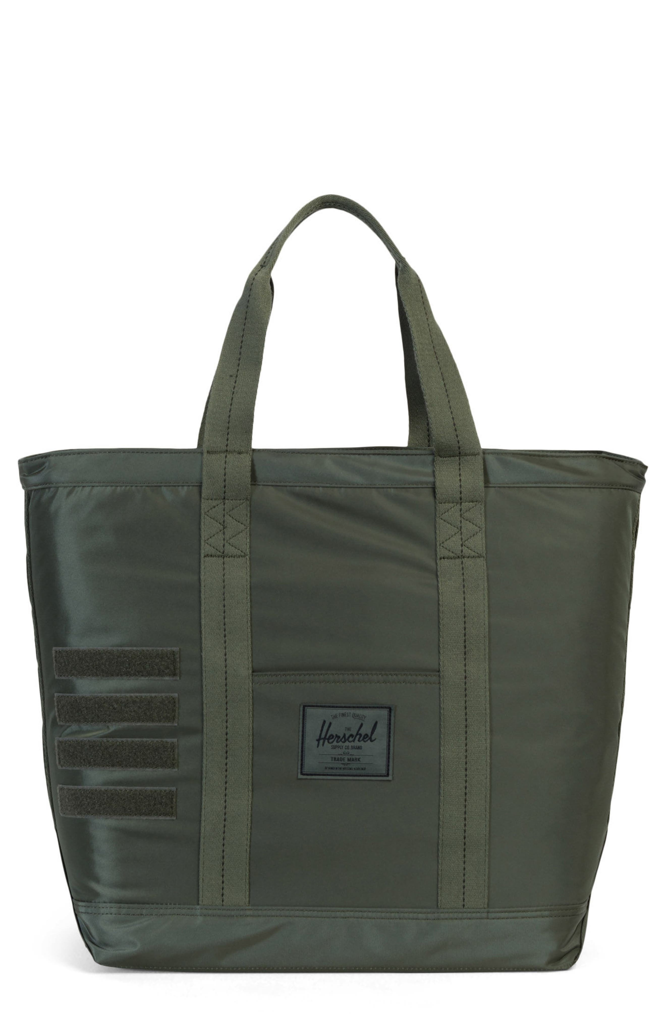 Alternate Image 1 Selected - Herschel Supply Co. Bamfield Surplus Collection Tote Bag