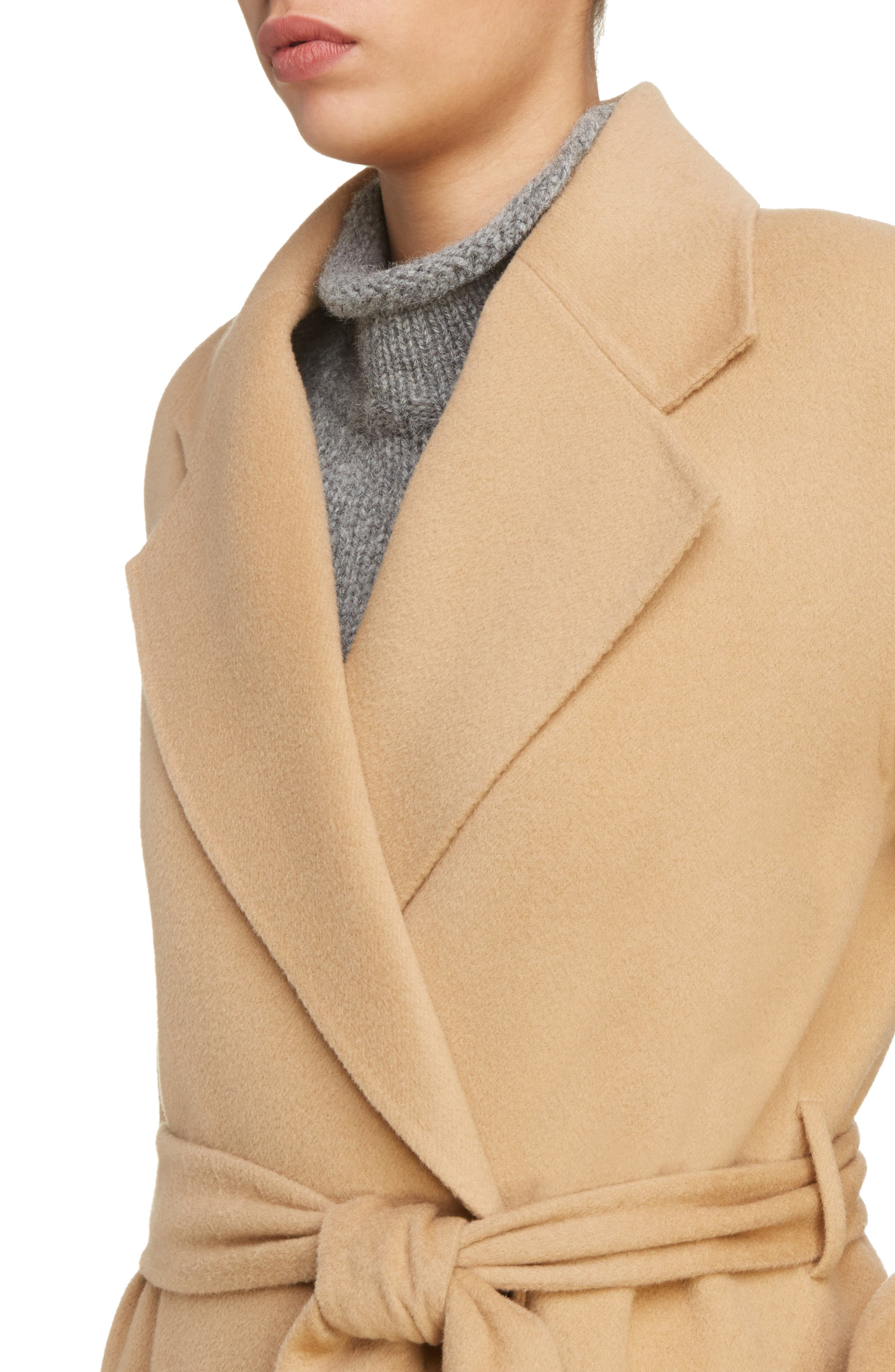 Alternate Image 5  - Acne Studios Carice Double Breasted Coat