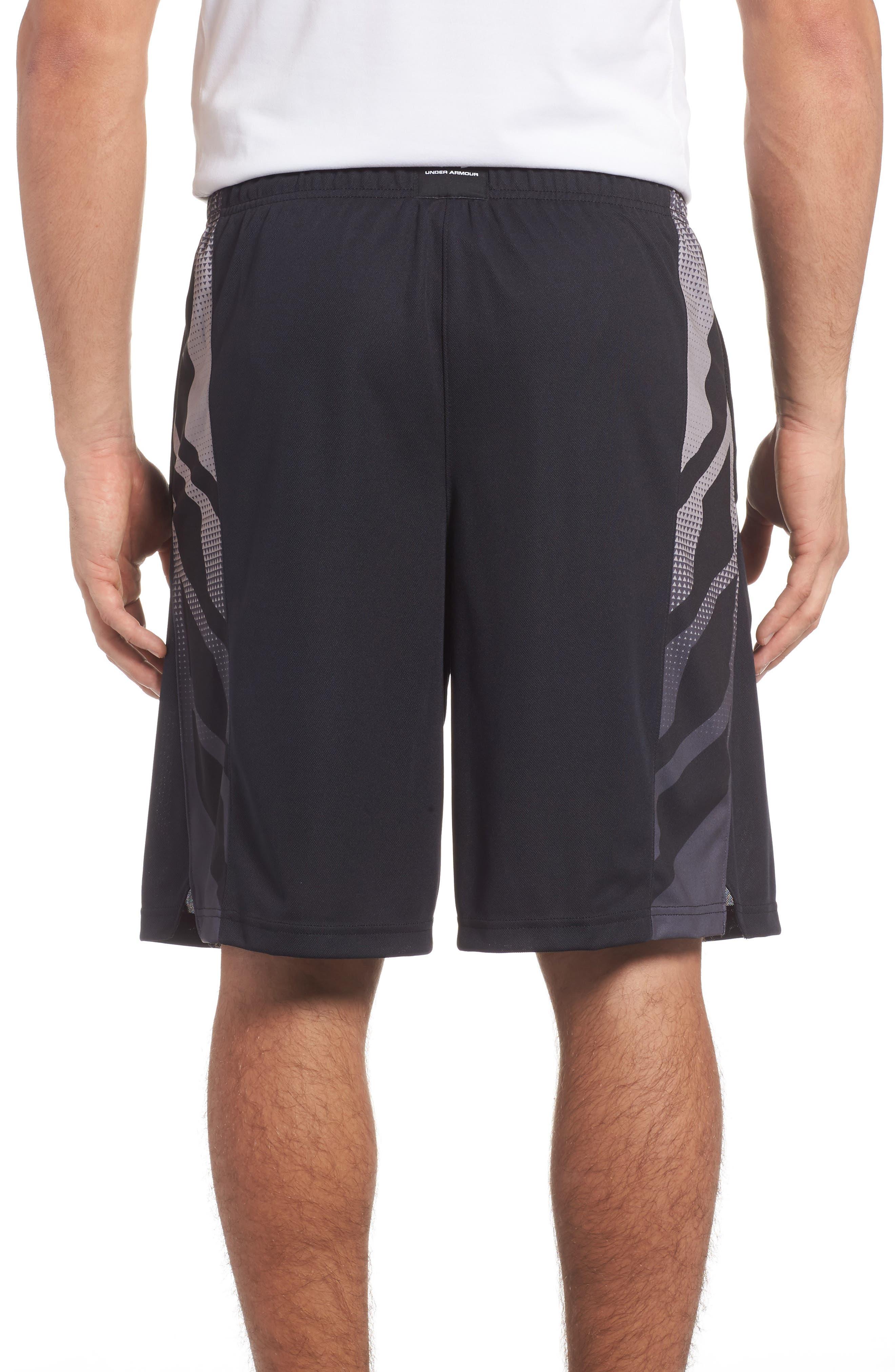 Alternate Image 2  - Under Armour Select Basketball Shorts
