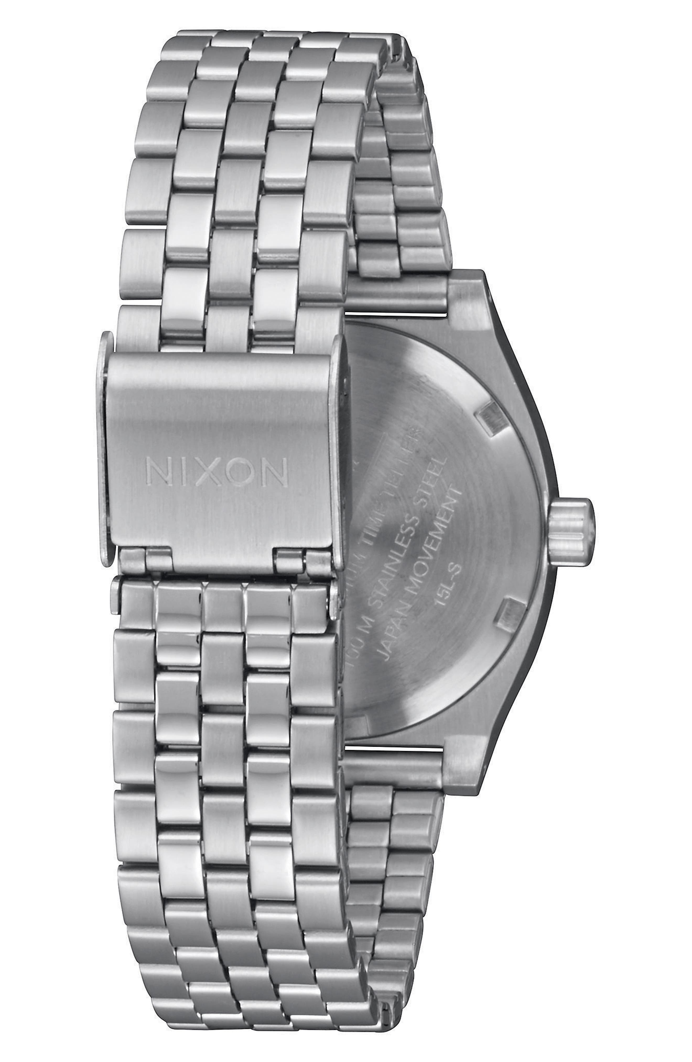 Alternate Image 2  - Nixon Time Teller Bracelet Watch, 31mm