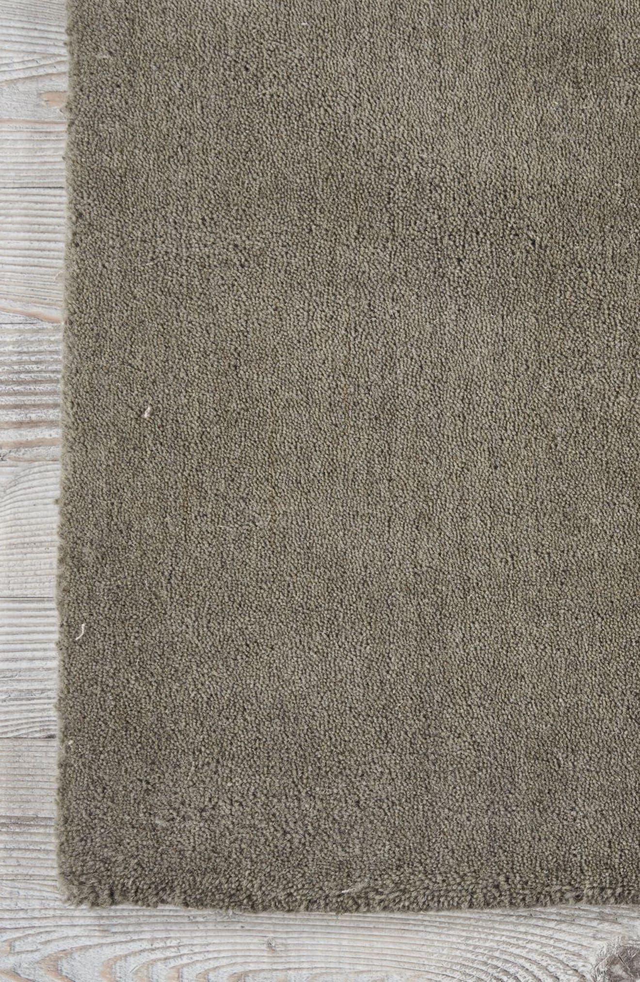 Alternate Image 4  - Calvin Klein Vale Handwoven Area Rug