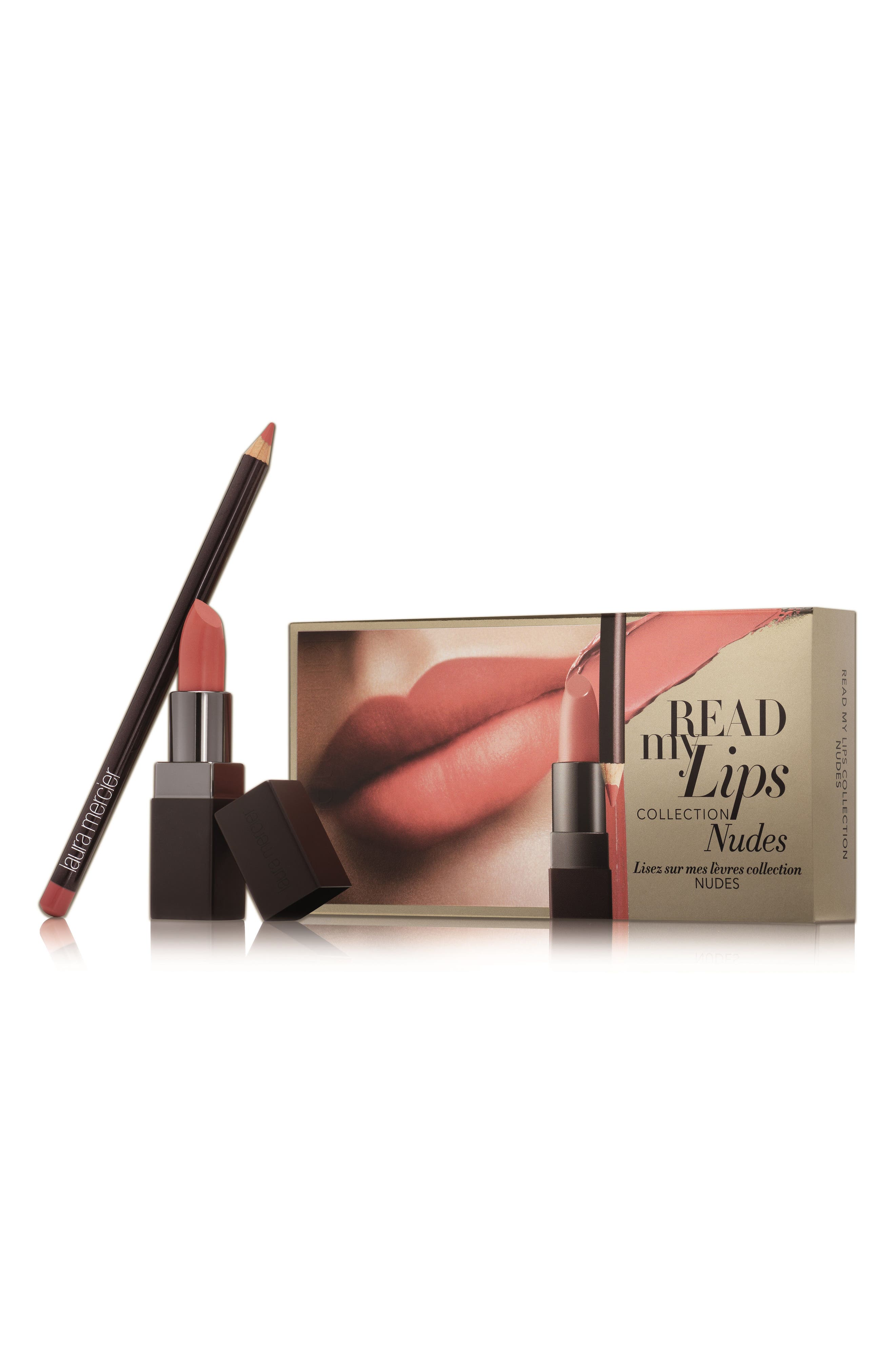 Alternate Image 2  - Laura Mercier Nude Lip Duo ($51 Value)
