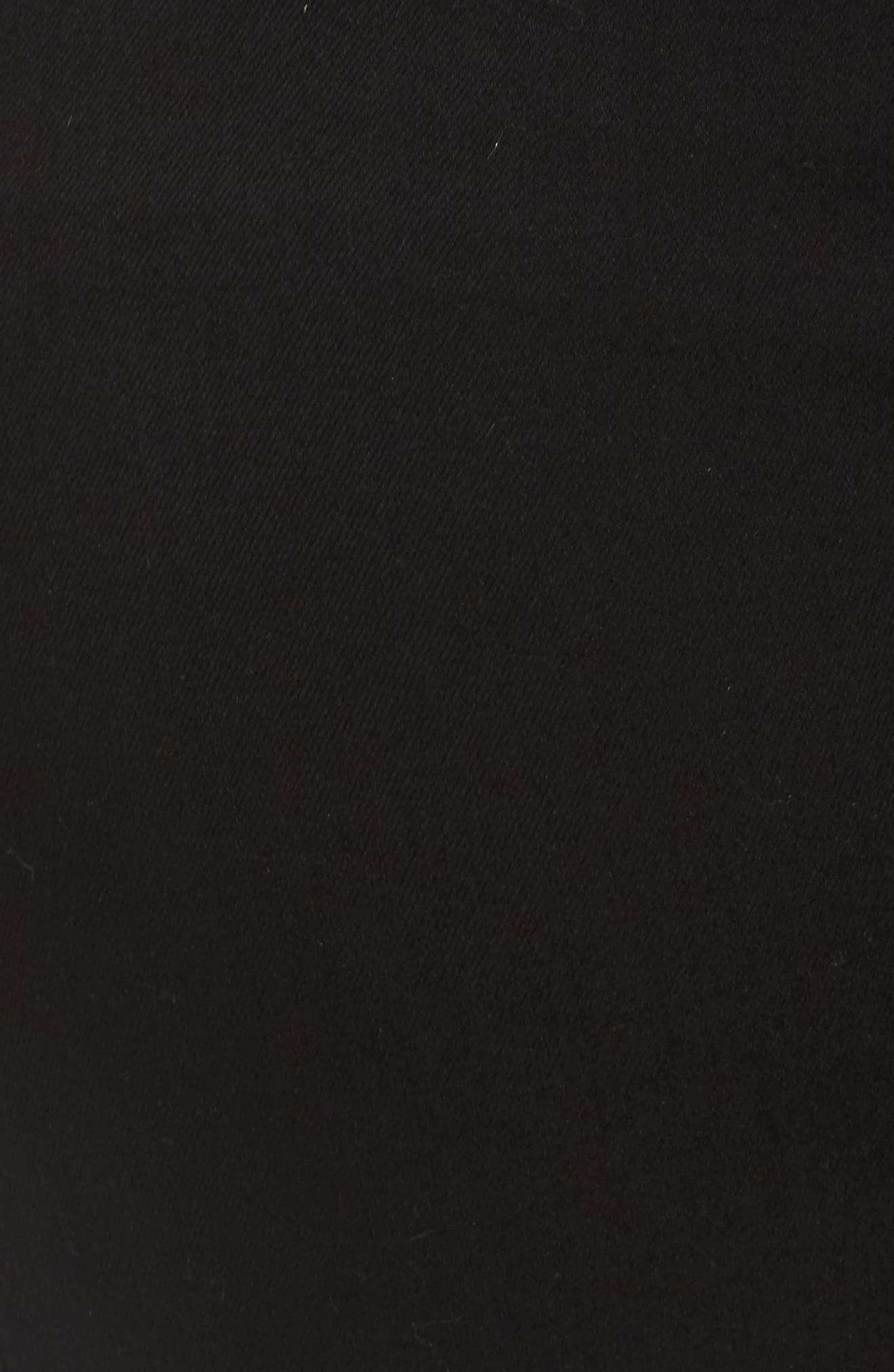 Alternate Image 5  - NYDJ Ami Stretch Skinny Jeans (Plus Size)