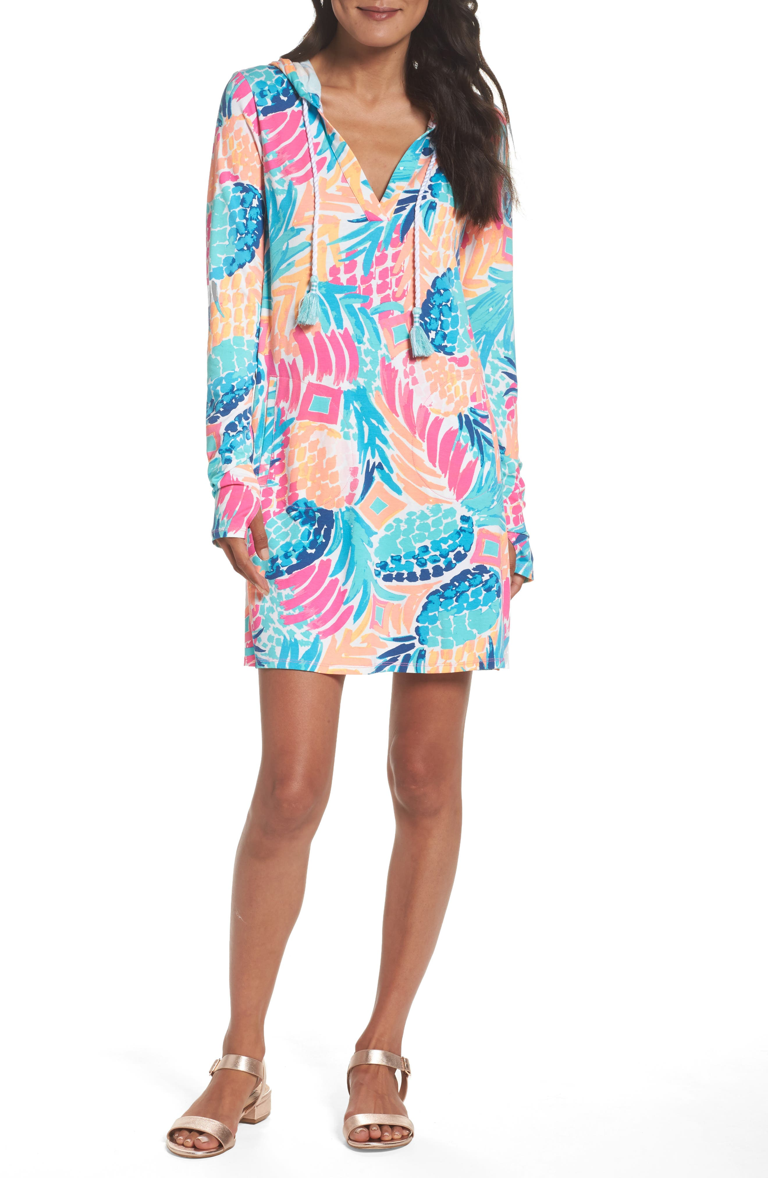 Lilly Pulitzer® Rylie UPF 50+ Shift Dress