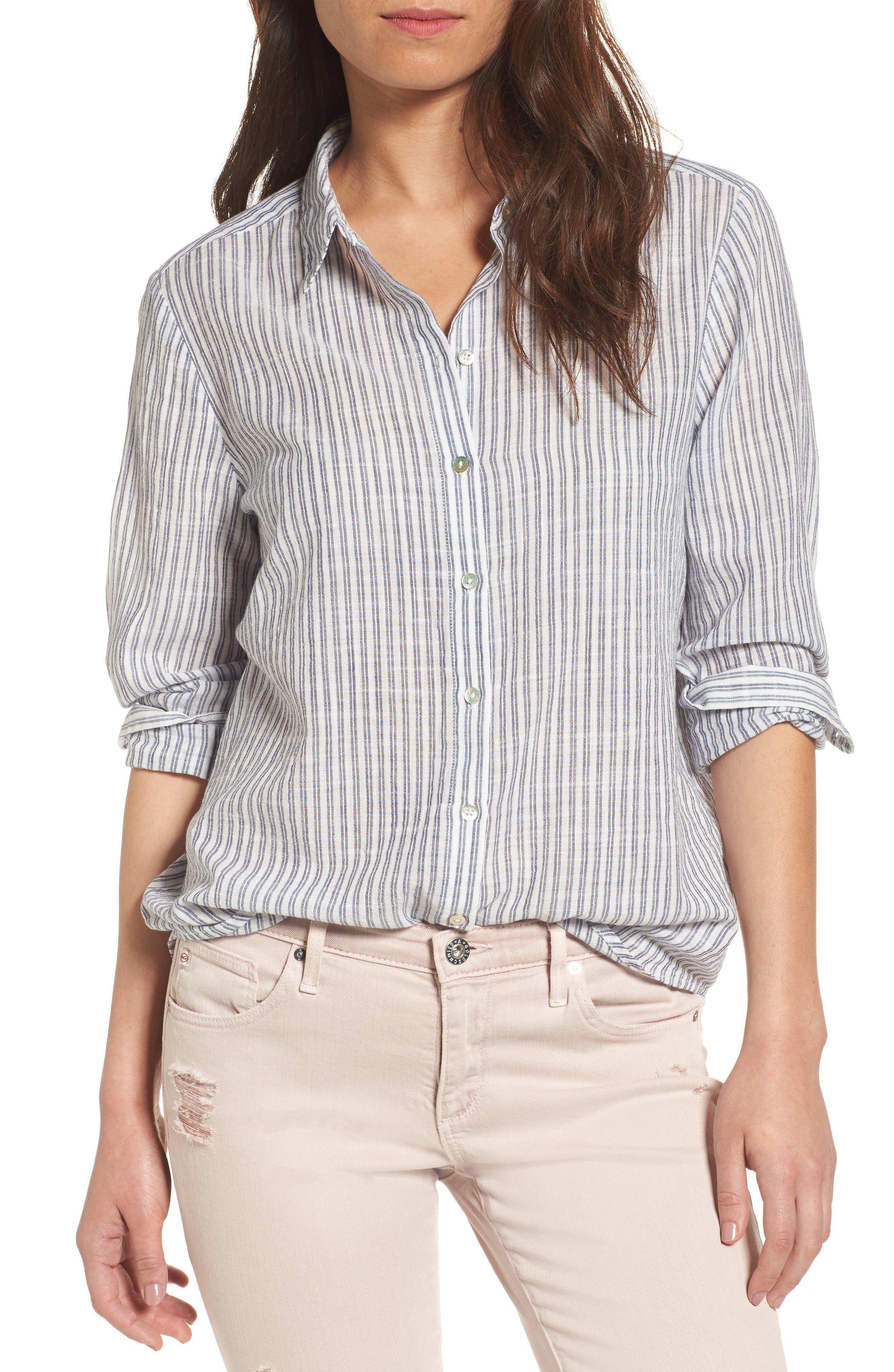 AG Nola Cotton Shirt