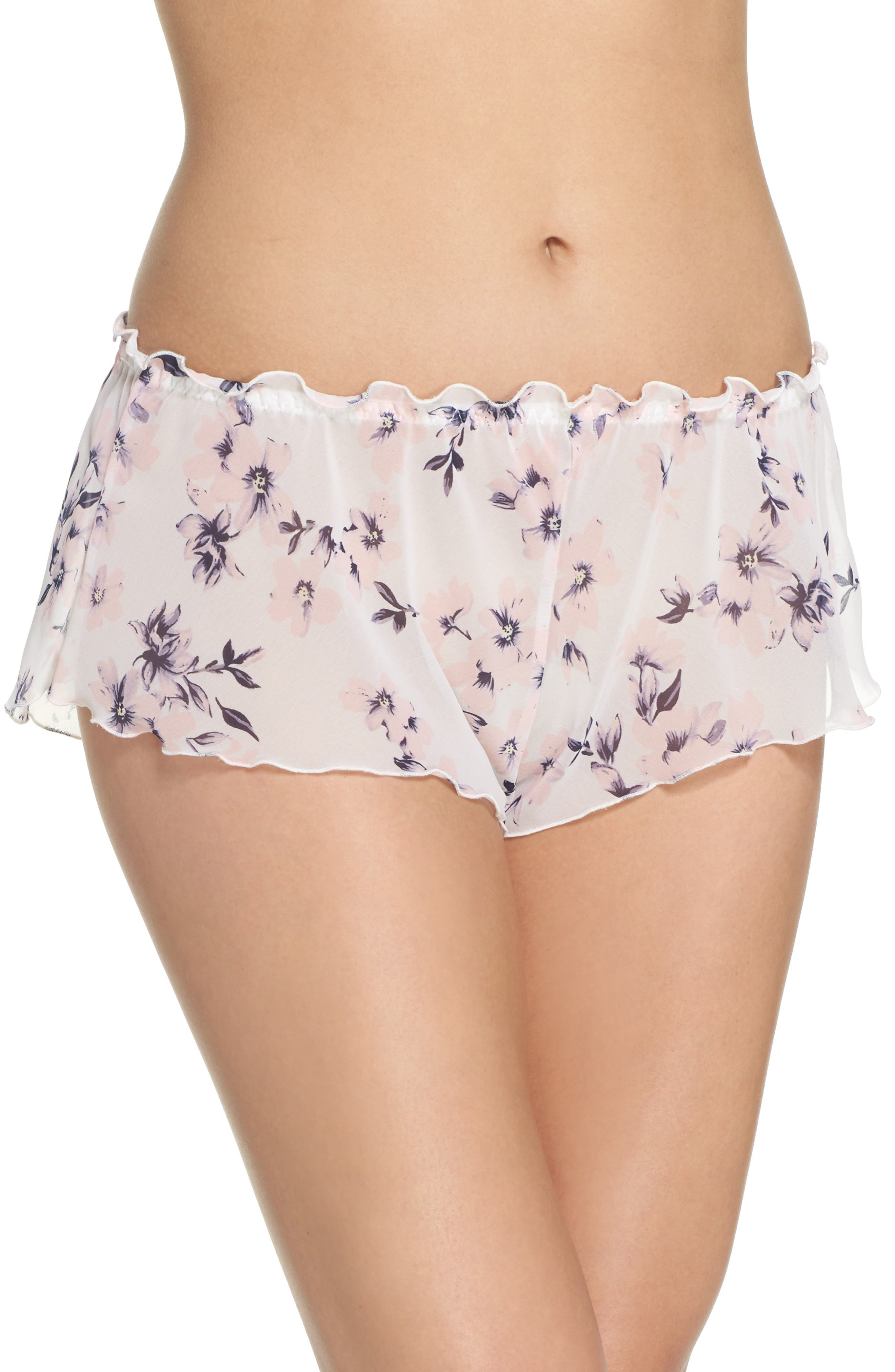 HANKY PANKY Tap Lounge Shorts