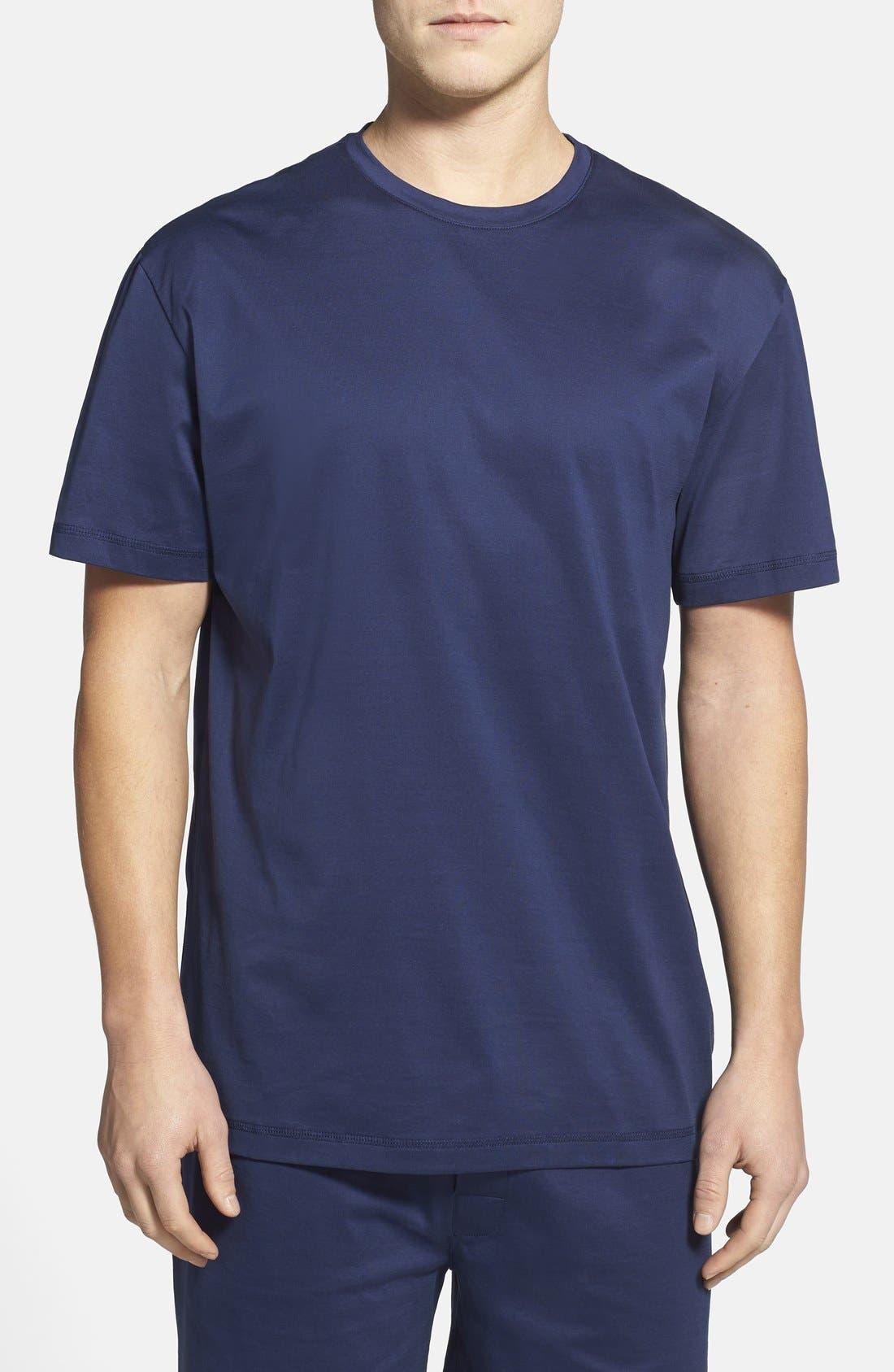 Main Image - Majestic International 'Down Time' Crewneck T-Shirt