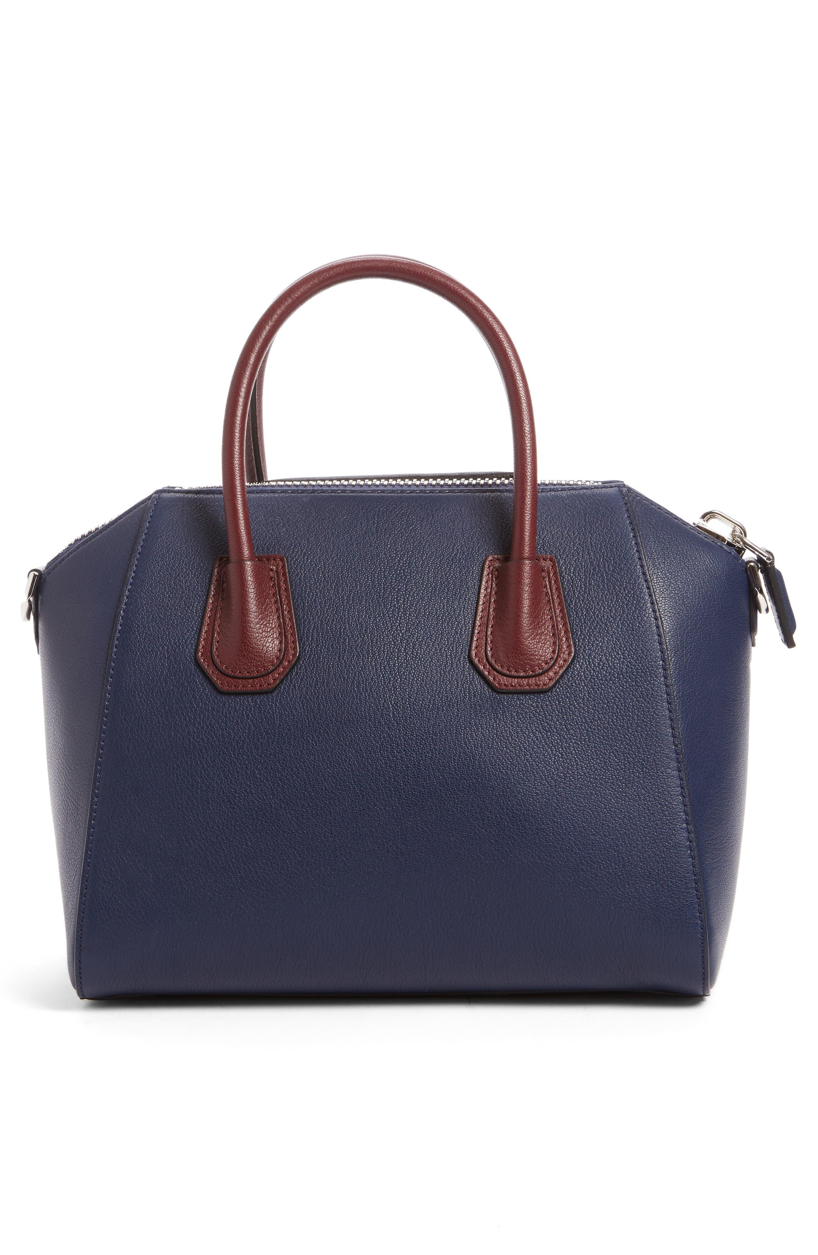 Alternate Image 2  - Givenchy Small Antigona Leather Satchel
