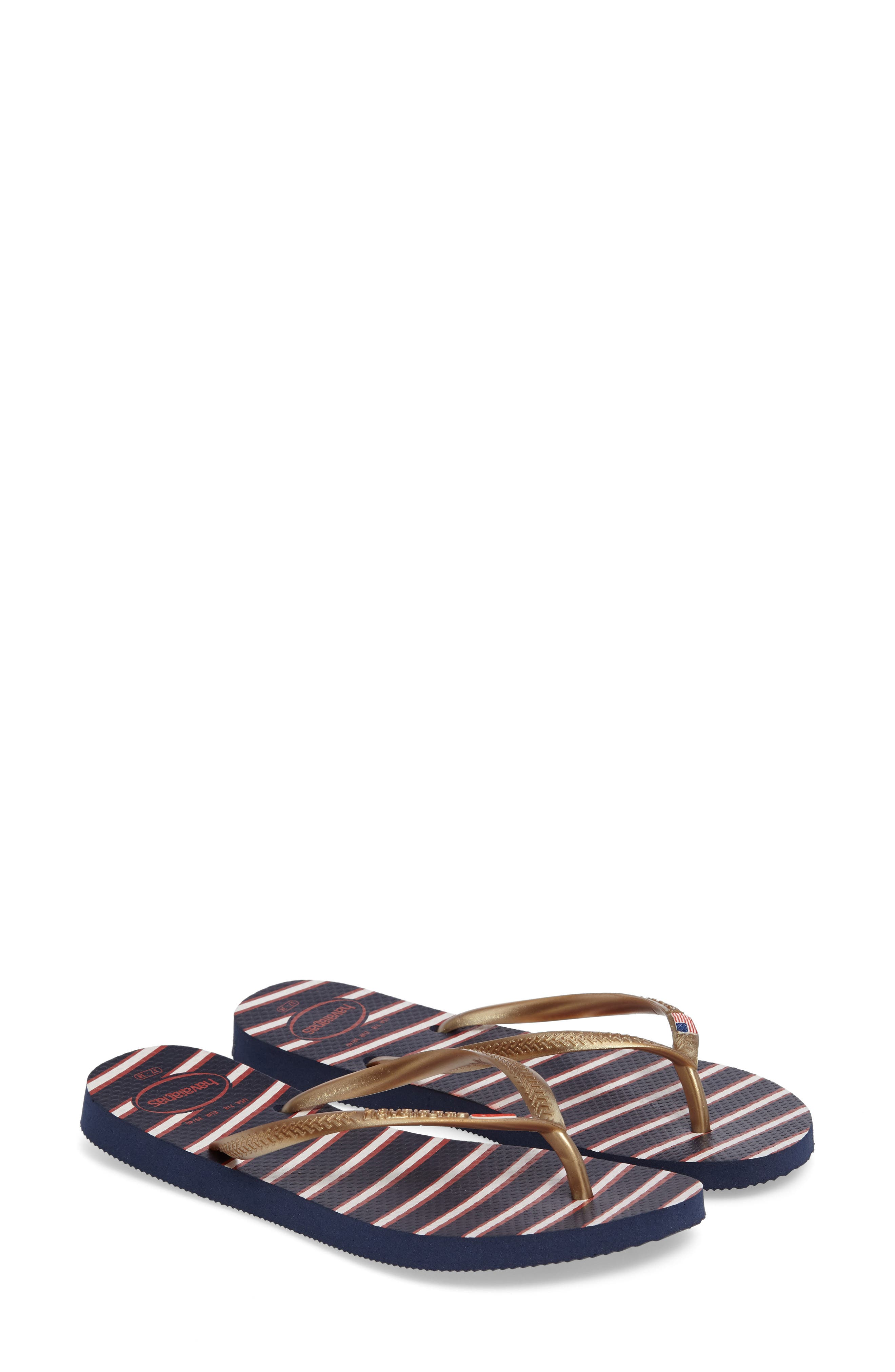Alternate Image 1 Selected - Havaianas 'Slim' Flip Flop (Women)