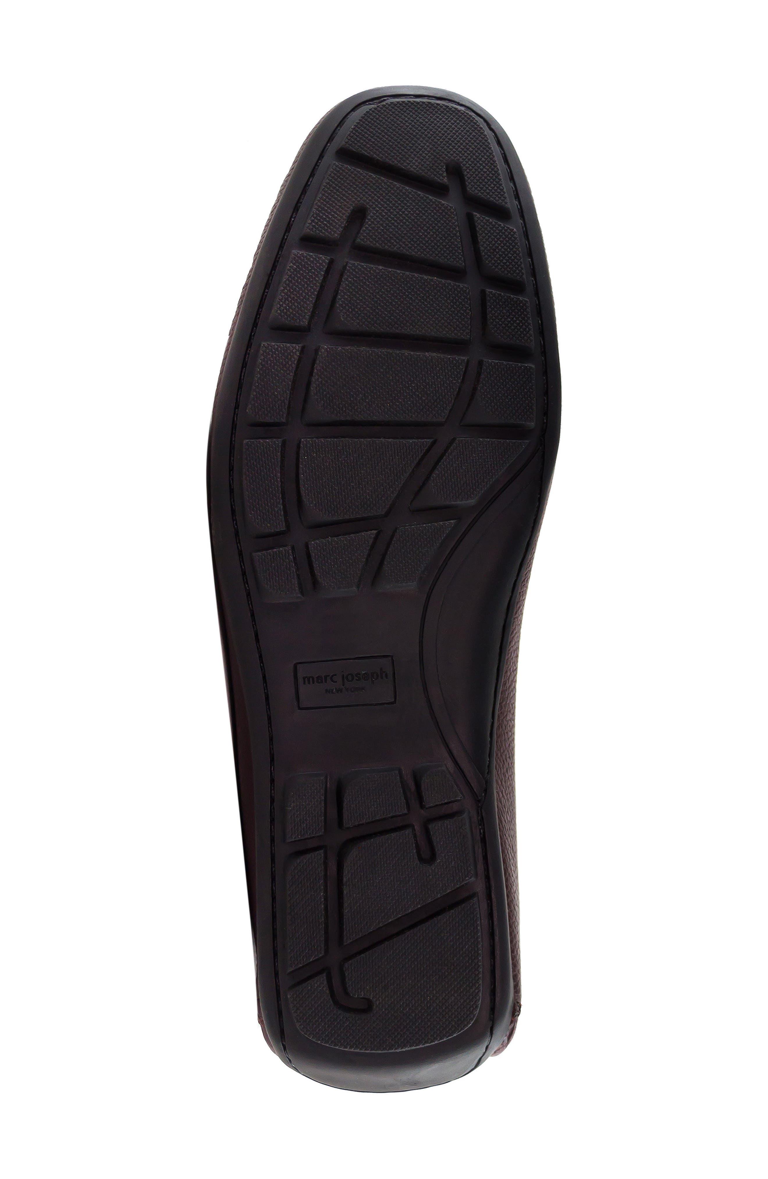 Alternate Image 4  - Marc Joseph New York Venetian Driving Loafer (Men)